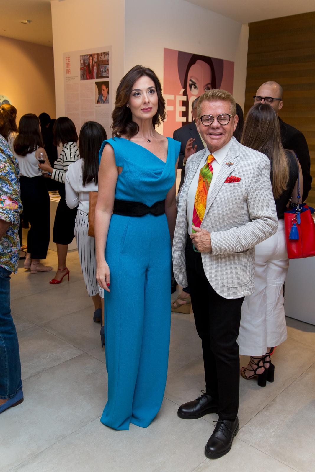 3. Patricia del Río & Felipe Rangel