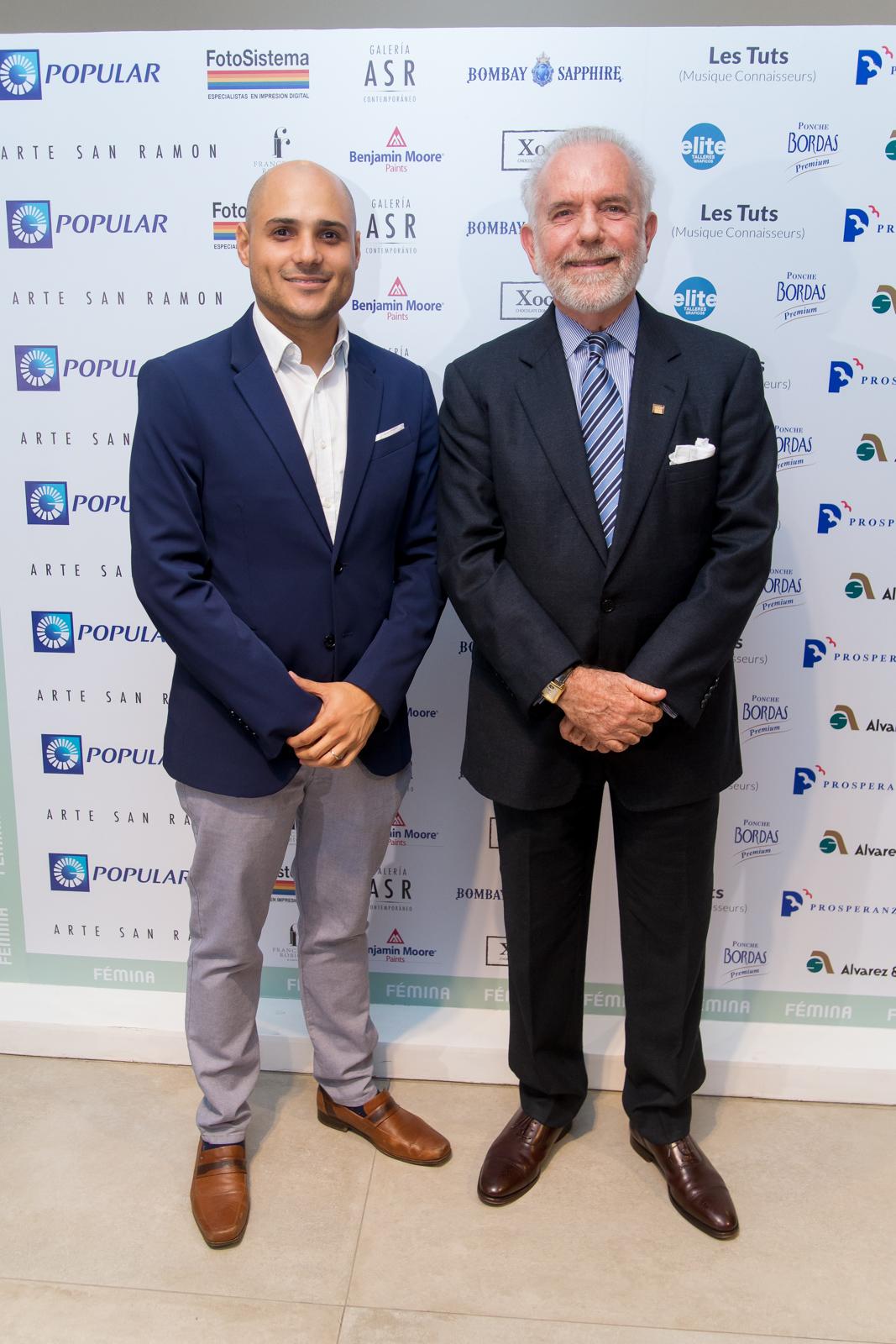 5. Alex Martínez Suárez & George Manuel Hazoury