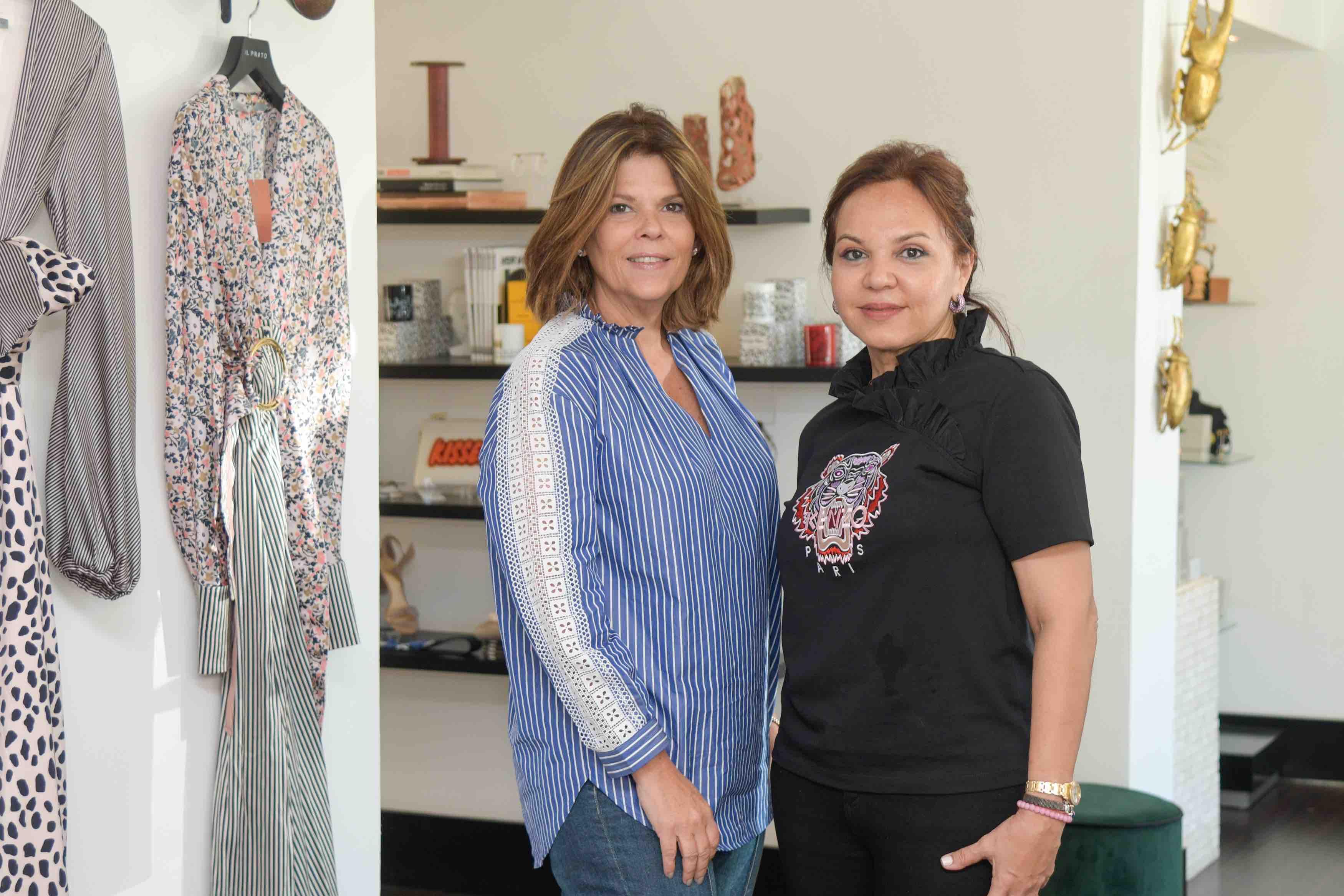 5.Vilma León & Mari del Carmen Vieites