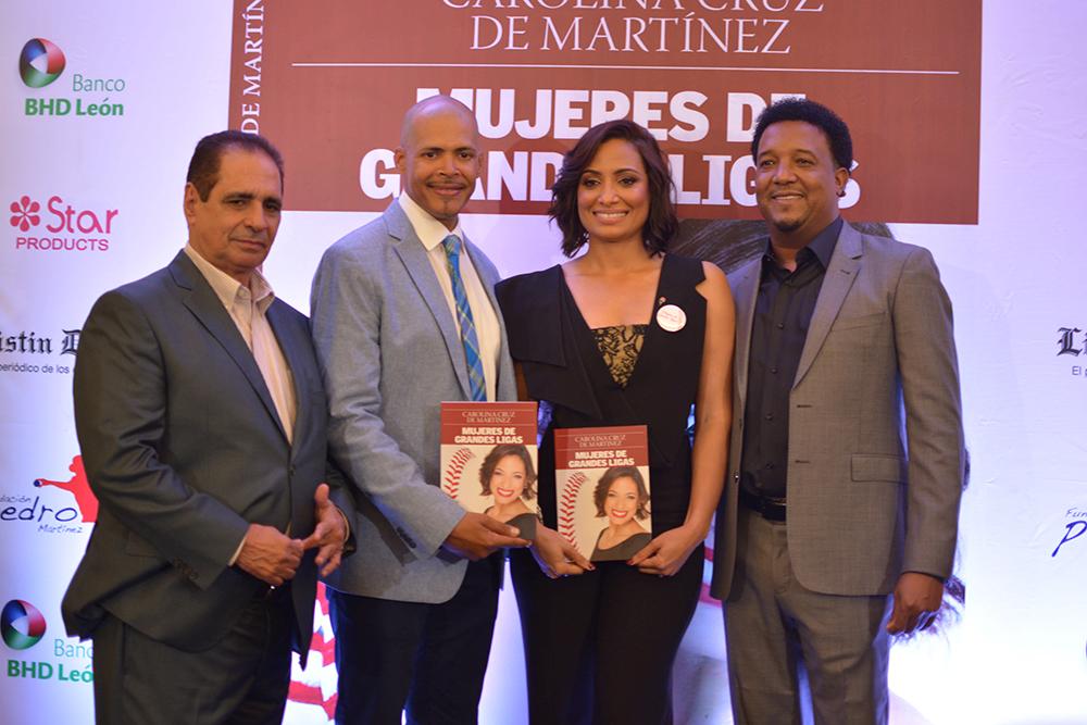 Hector j. Cruz, Feliz Sanchez, Carolina Cruz de Martinez y pedro Martinez
