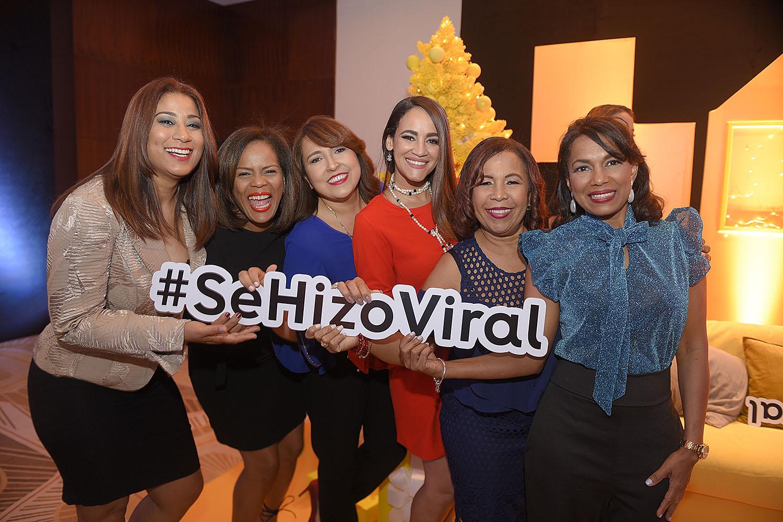 11. Yenny Lovera, Maribel Contrera, Emely Balderas, Wanda Sanchez, Zoila Puello e Ynmaculada Cruz