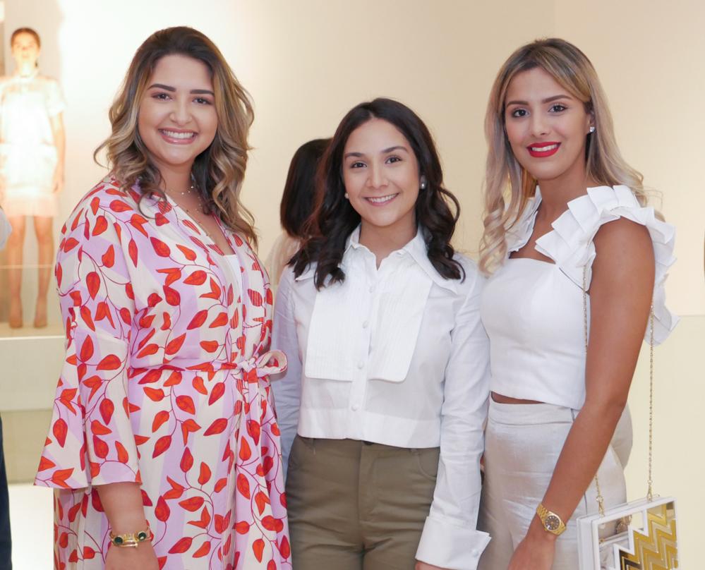 2.Lia Montas, Dianne Santana y Perla Cabral