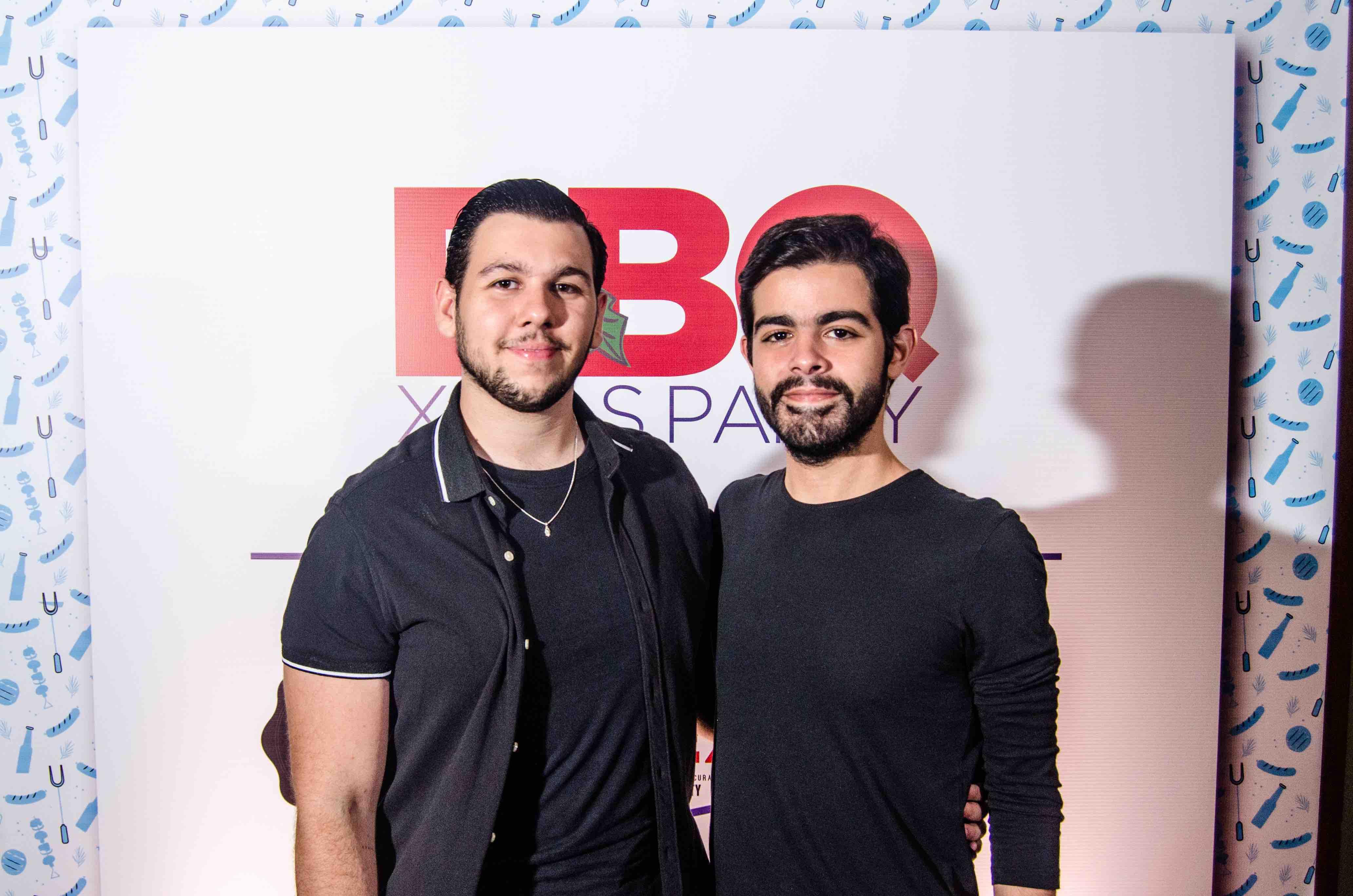 6. Juan Luis Minaya & Omar Attia