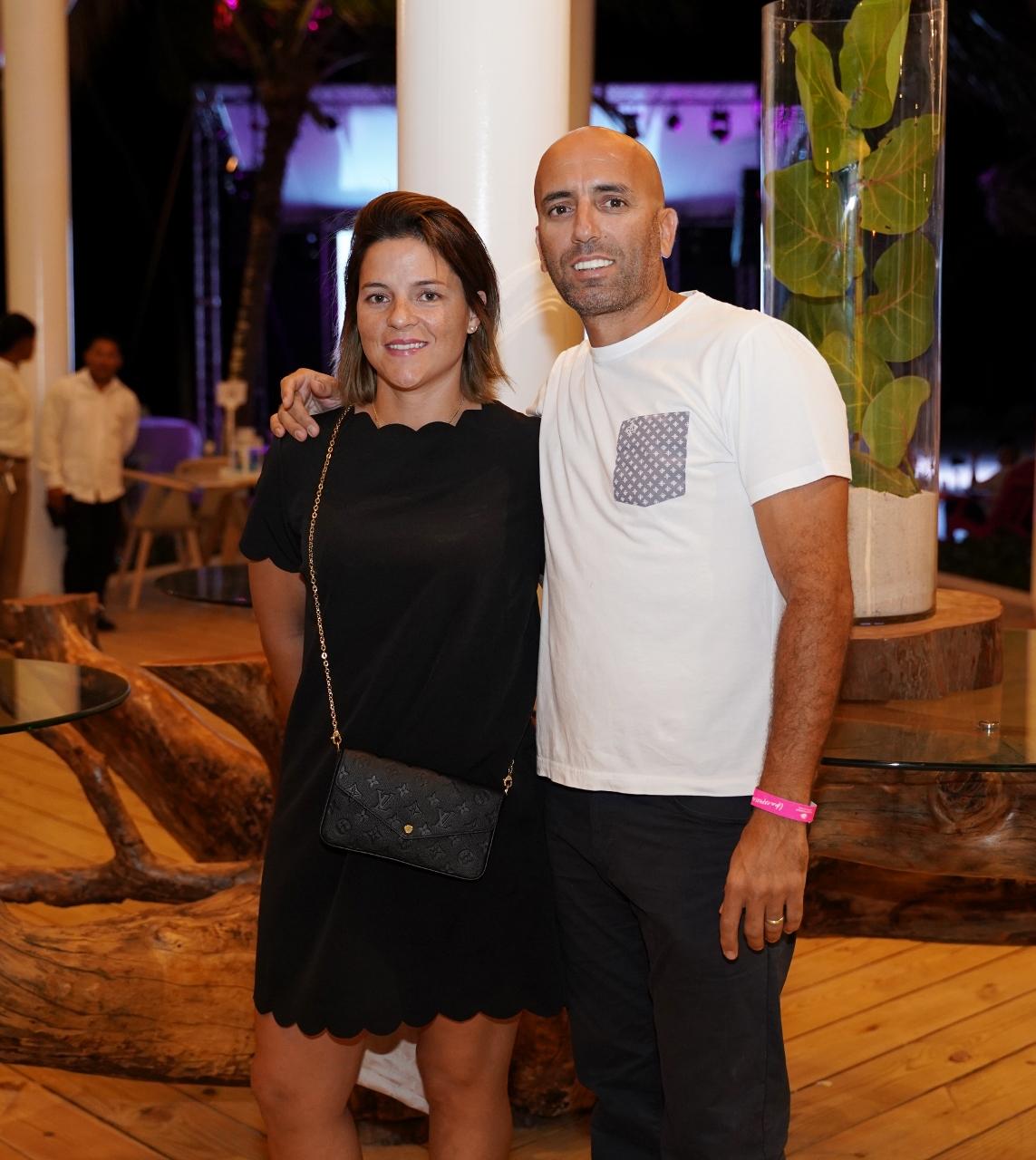 Luciana Quiroga e Hicham Idllalene (1143x1280)