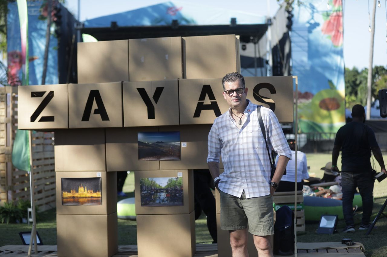 22. Roger Zayas