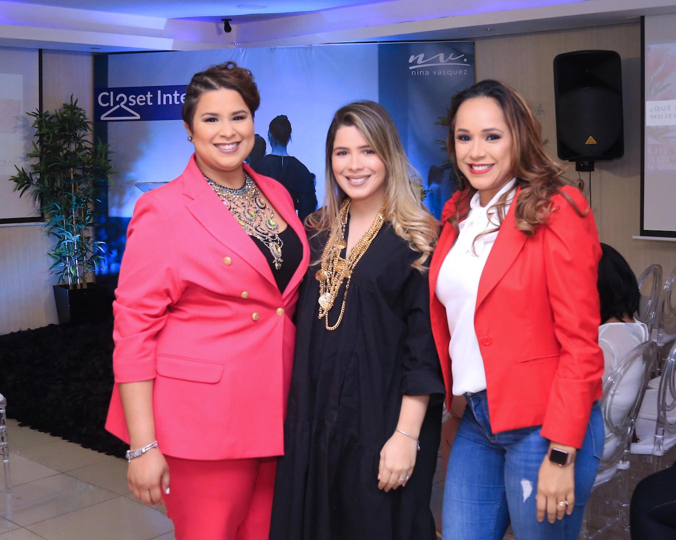 5.Laura Batista, Marjorie Gonzalez y Noelia Abreu