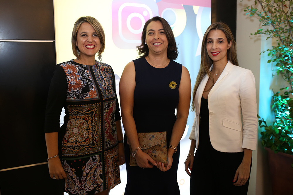 6. Gisselle Caputo, Angela Ventura y Carolina Guzman