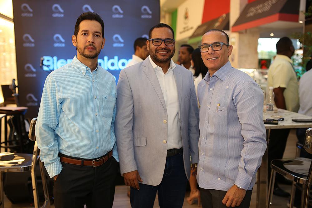 9.Lizandro Avila, Edel Herrera y Manuel Sagul
