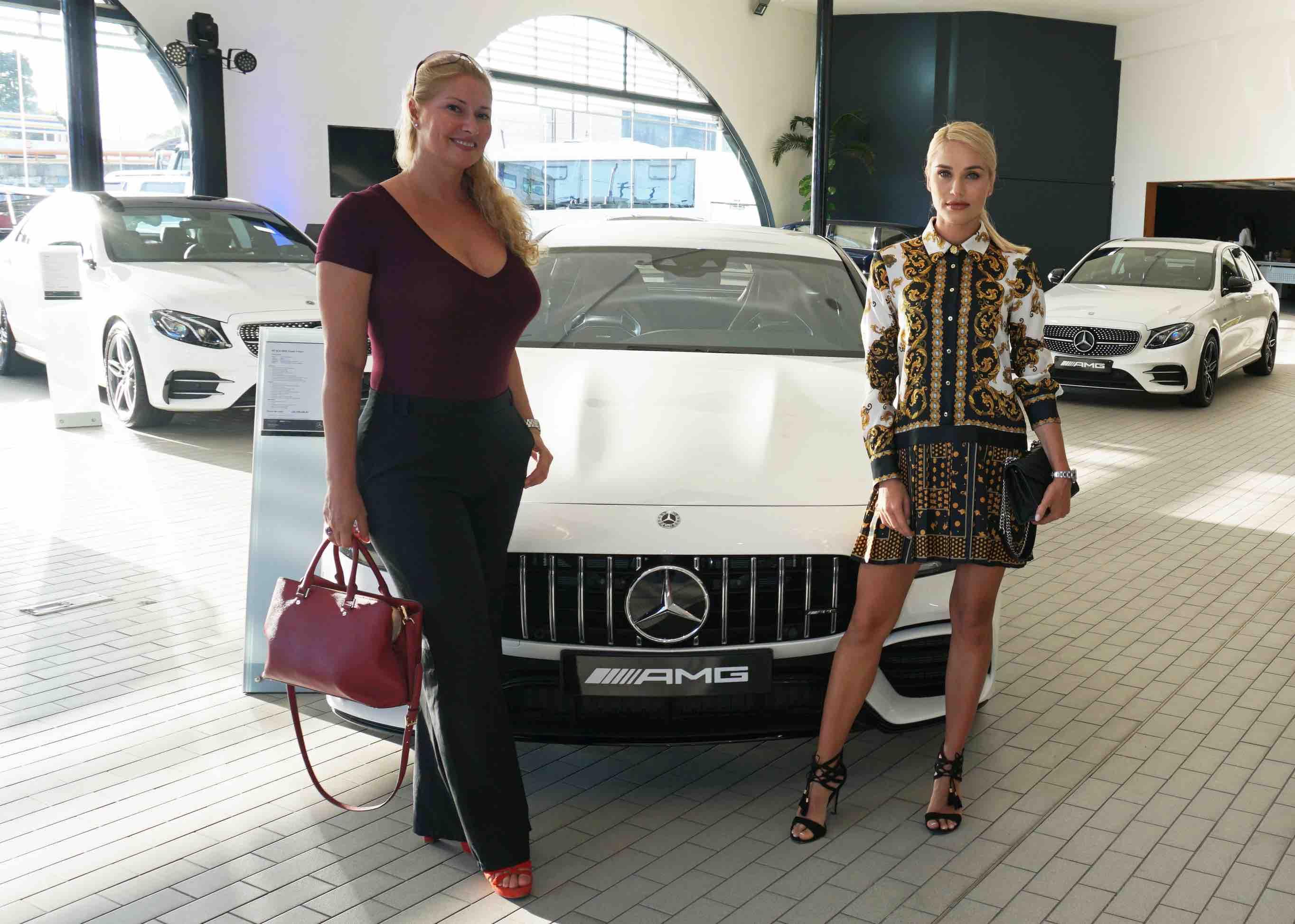 Liinda Grandia & Tatiana Batir