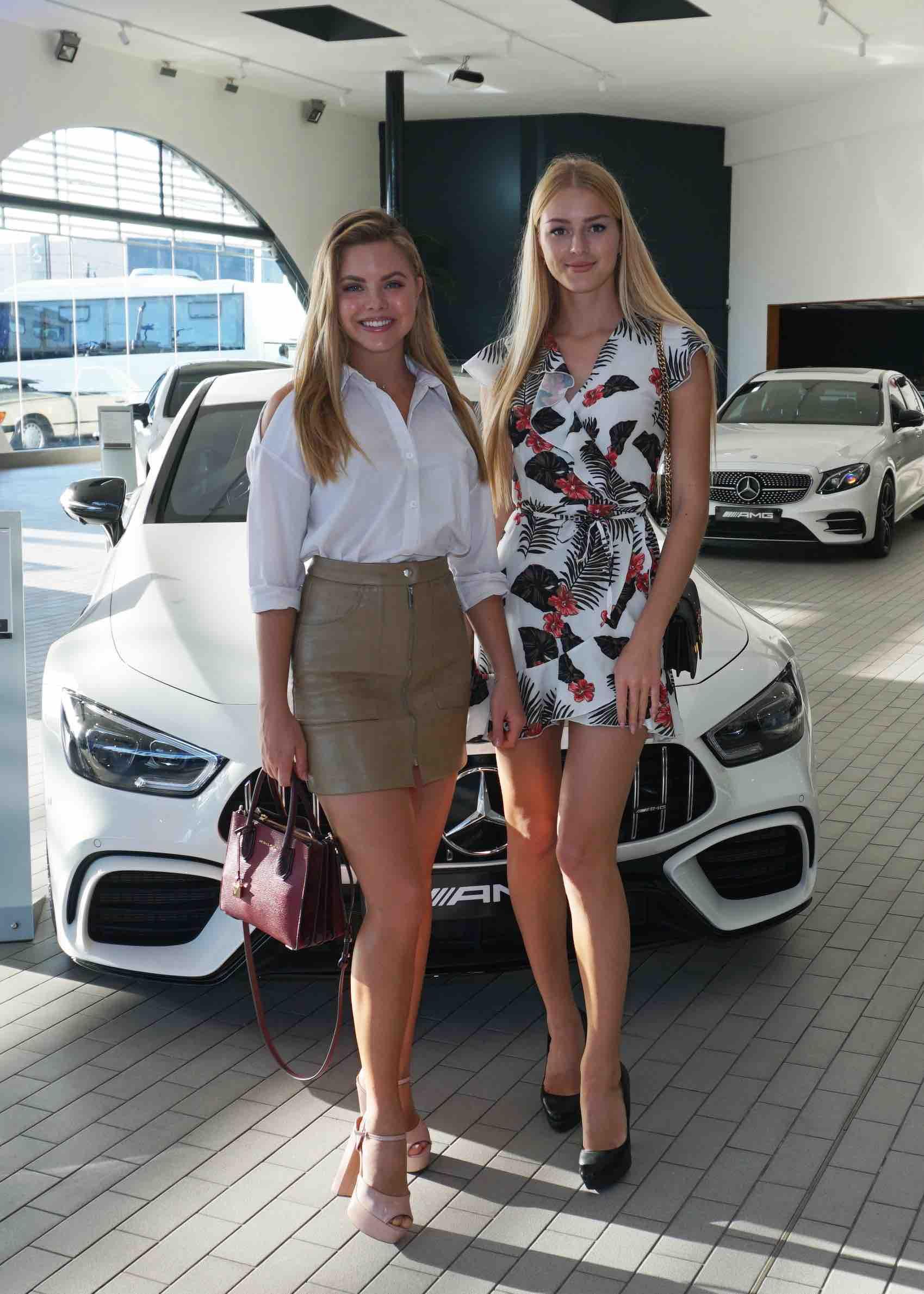 Tonya Golovach & Alina Sorokina