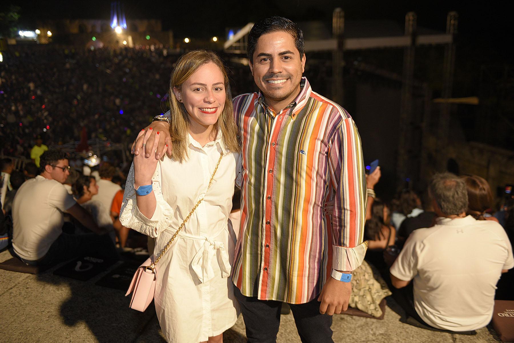 13. Karina Diaz y Freddy Estrada
