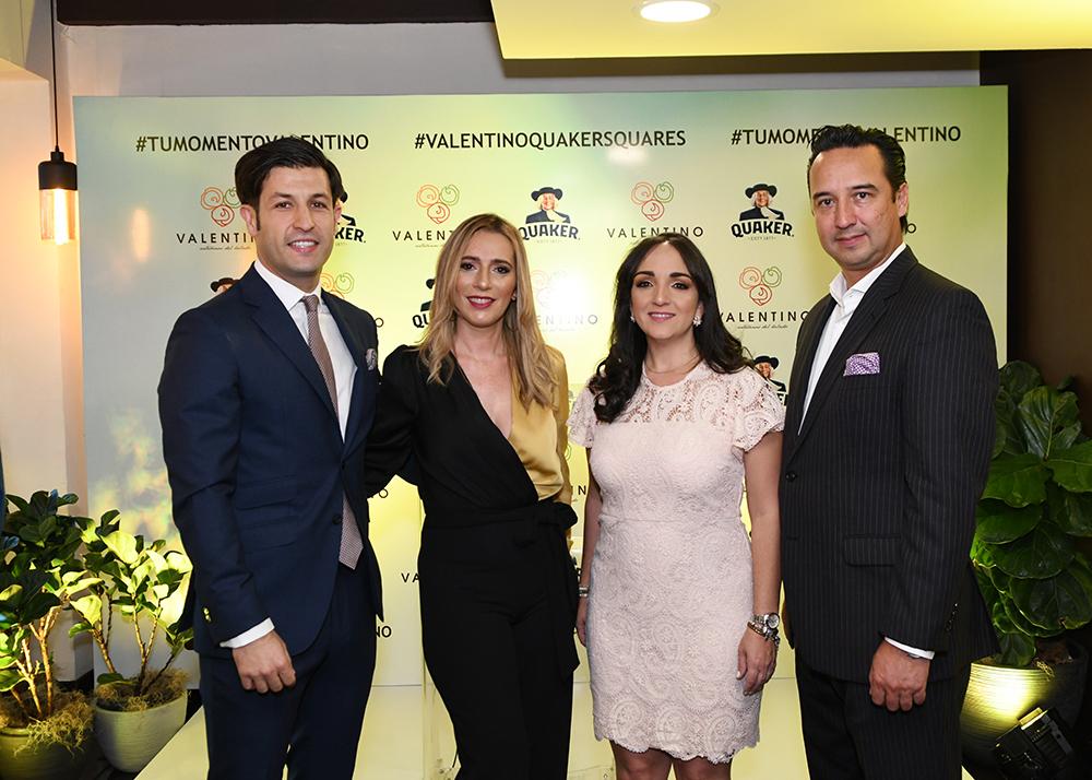Constancio Salazar, Eva Luiggi, Anny Castellanos, Juan Galicia (Principal).