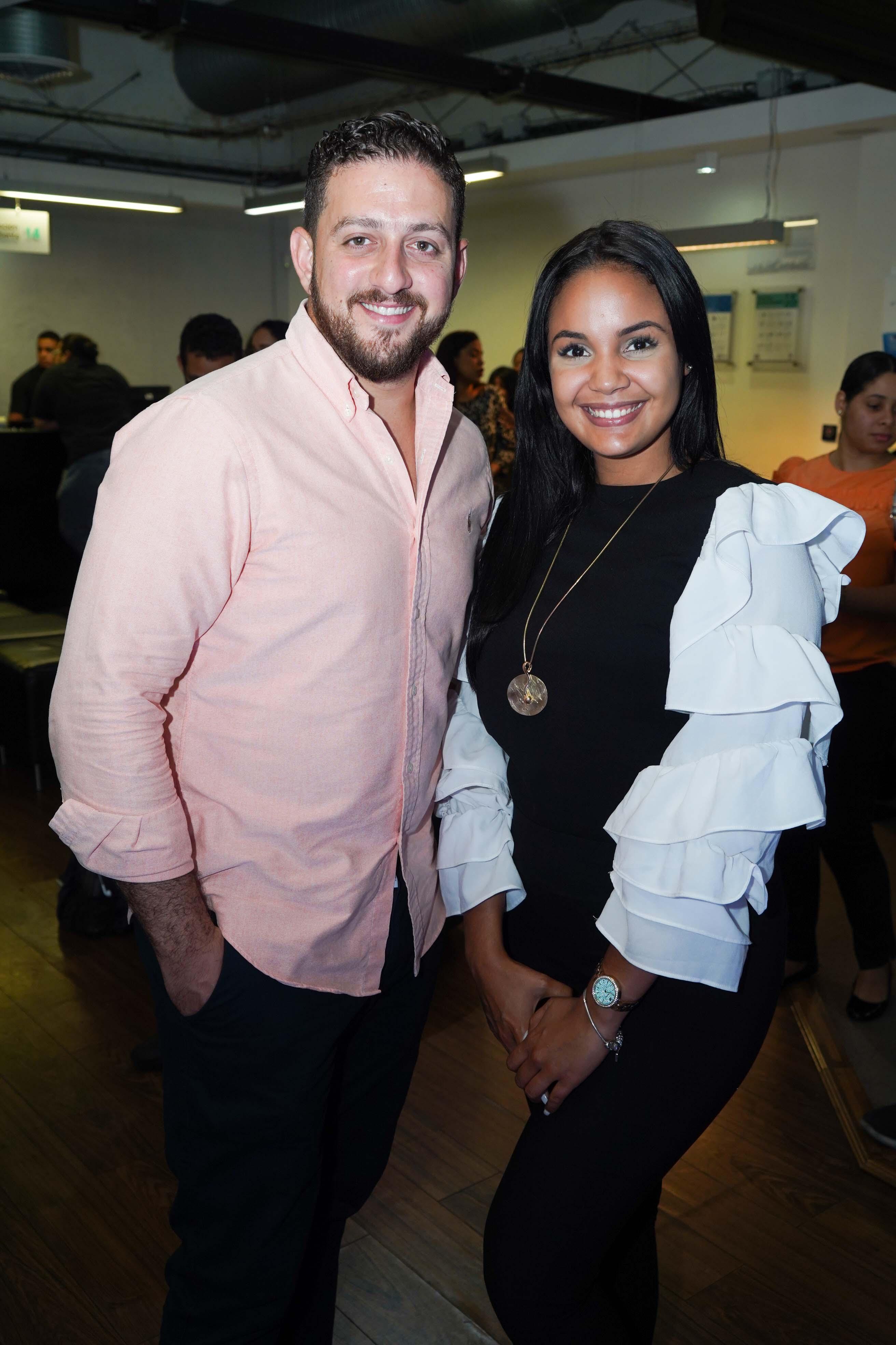 3 Camilo Cury y Leticia Vargas
