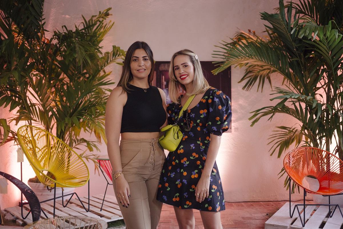 3.Lia Pellerano y Daniela Barkhausen