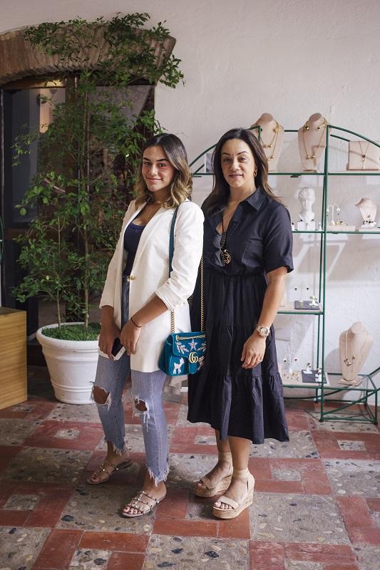 9.Leila Garoute y Yael Bigio
