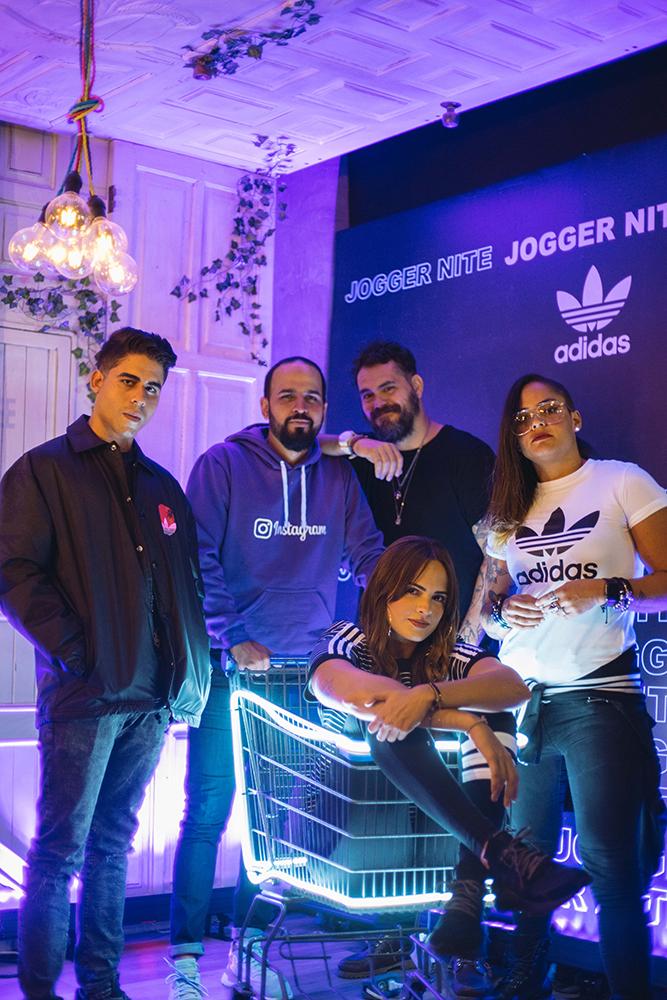 Foto Principal. Riccardo Bardellino, Osward Quintero, Mario Marte, Linette Lora y Natalia Azar.