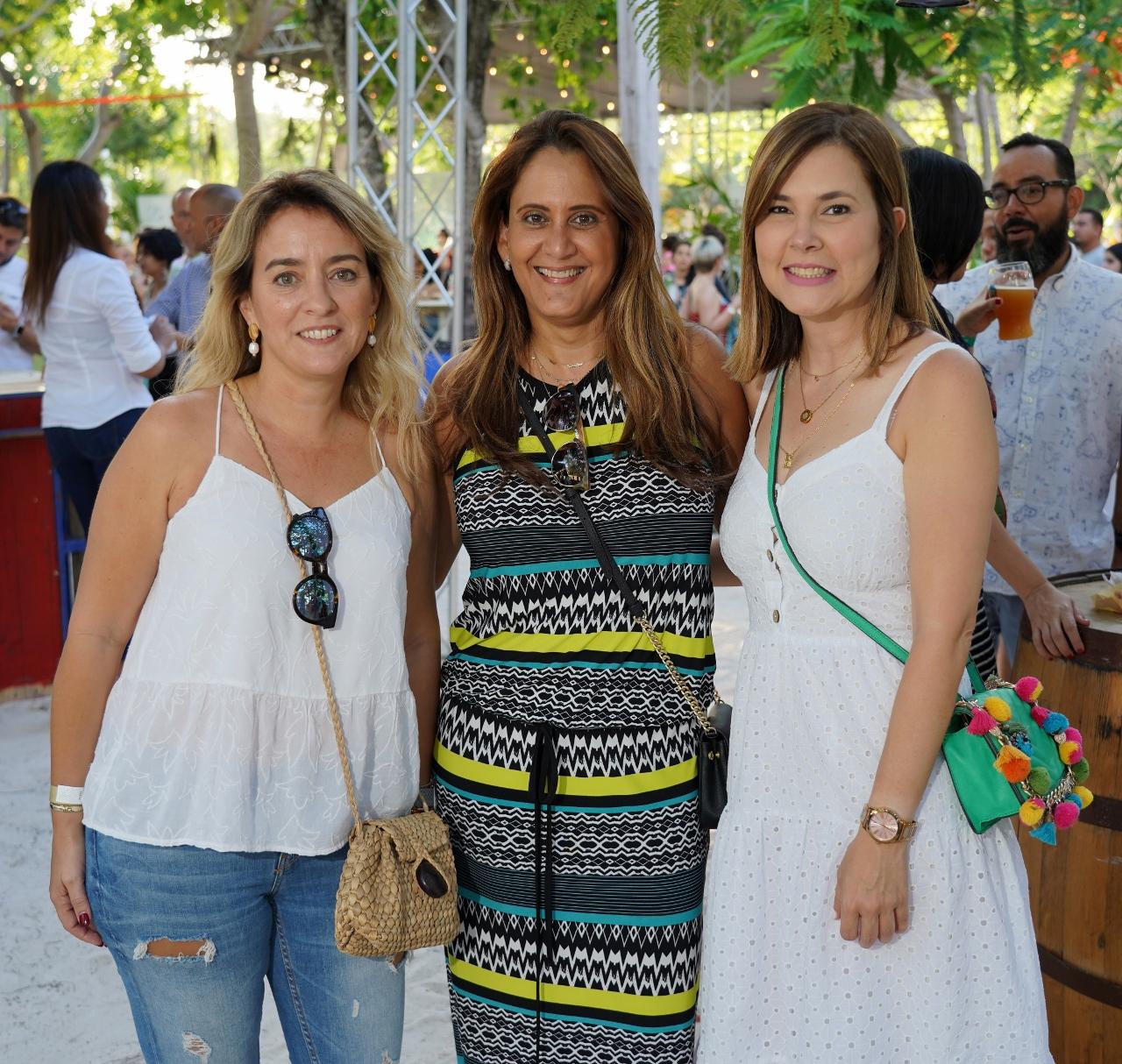 María Alejandra Varela, Hilda Piña y Claudia García (1280x1214)