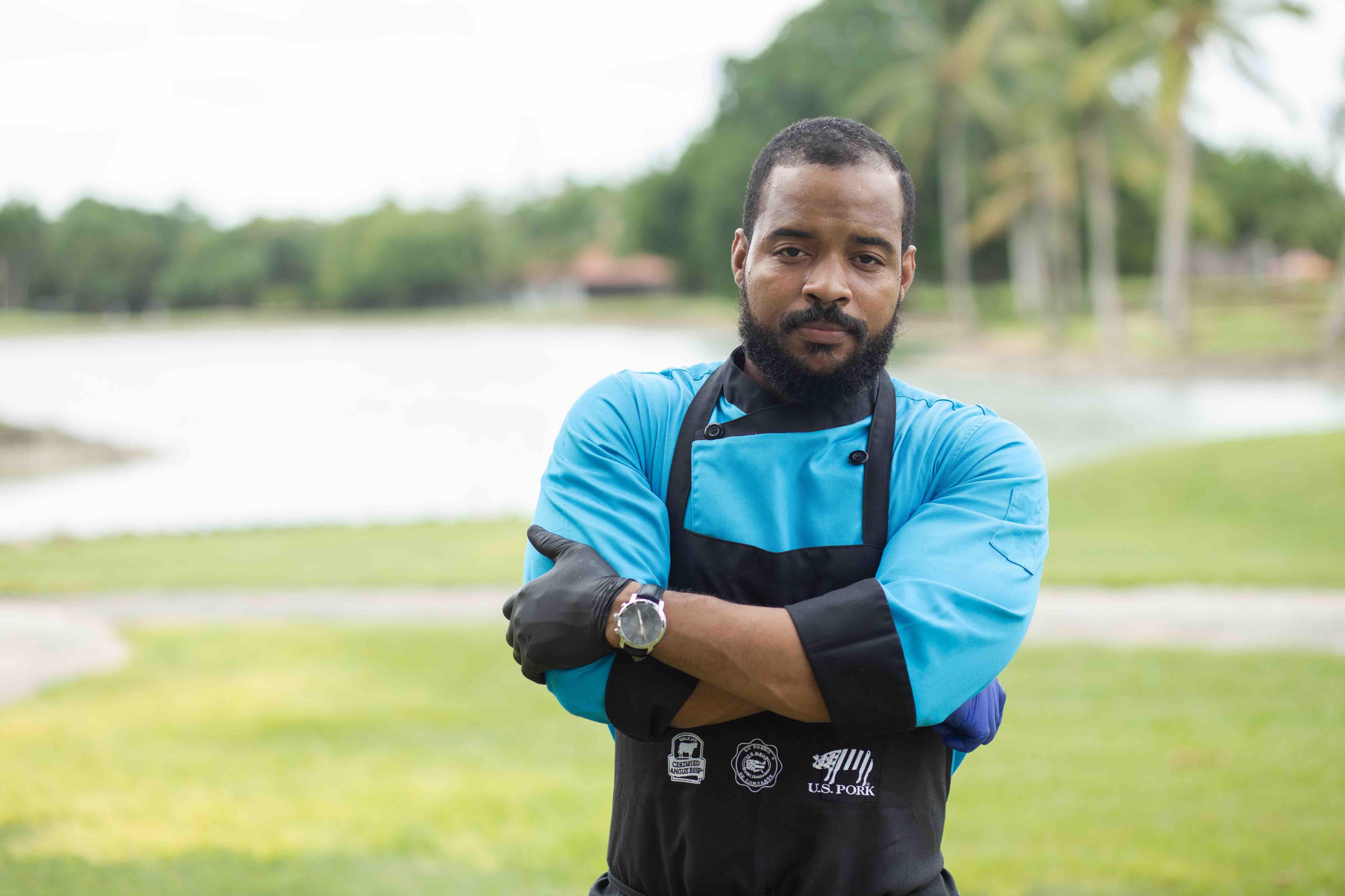 2. Chef Alexis Corporán Carreño