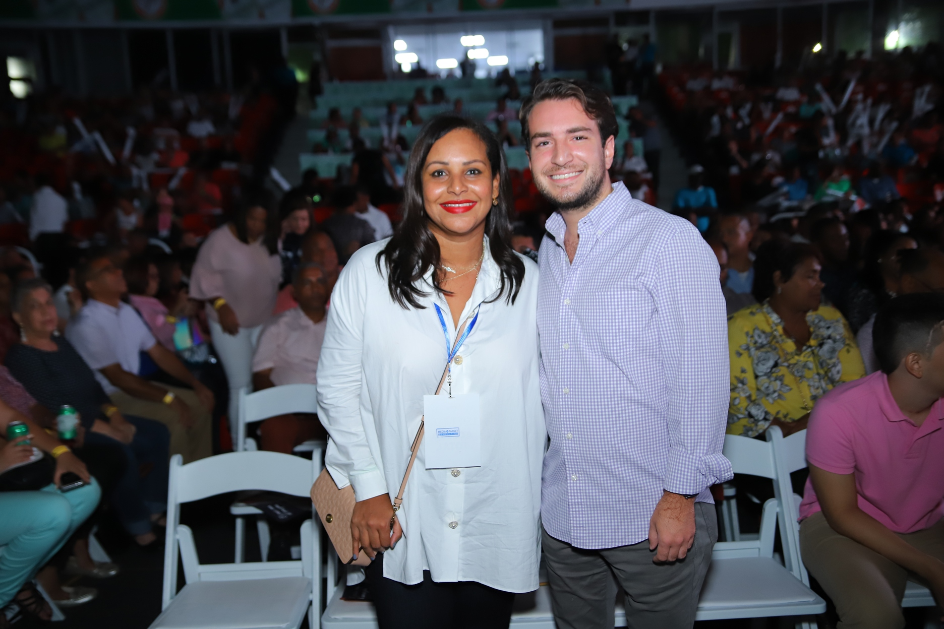2. Zumaya Coldero y Michael Carrady