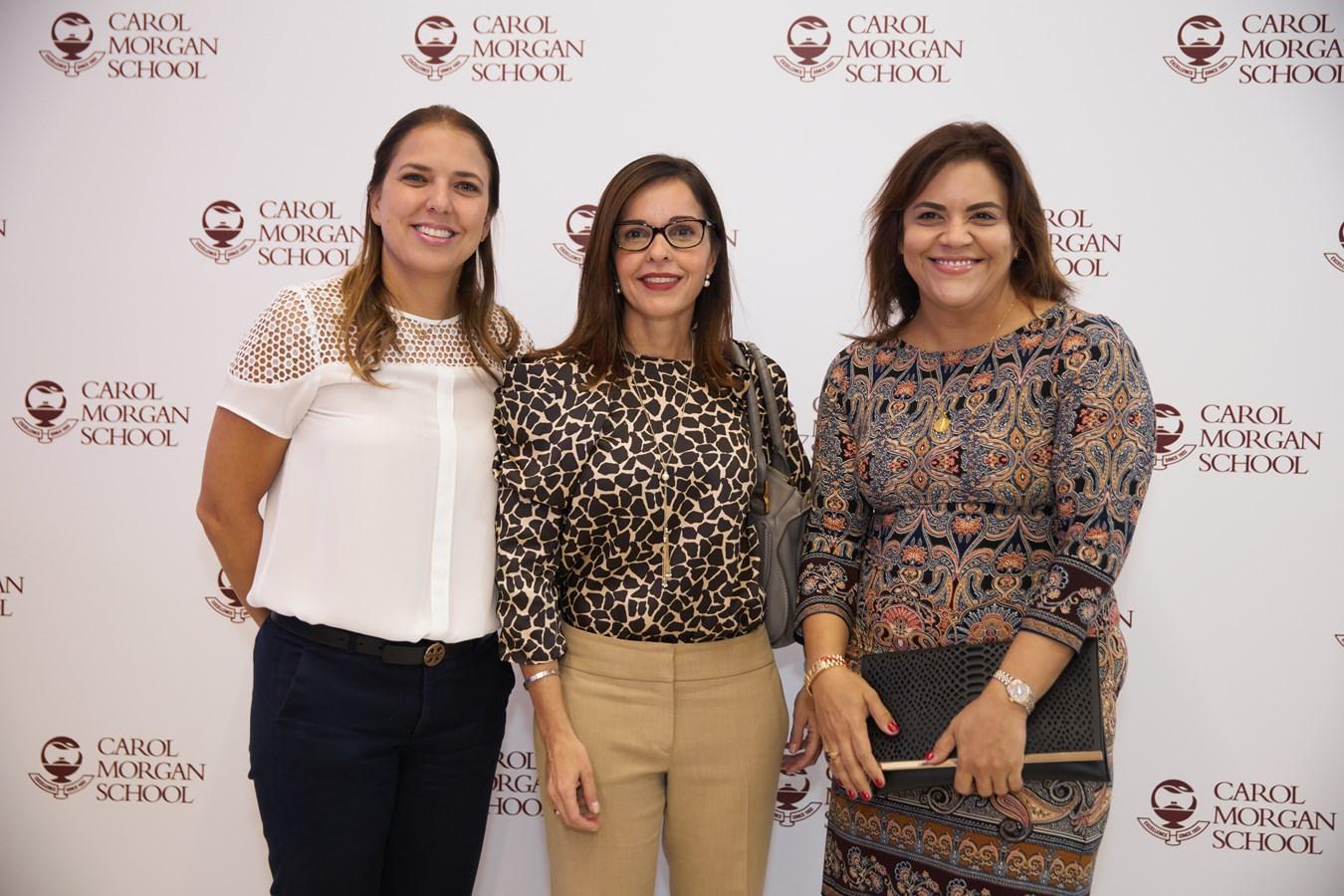 Carmen Mejía, Laura Acra, Zoila Bello (2)