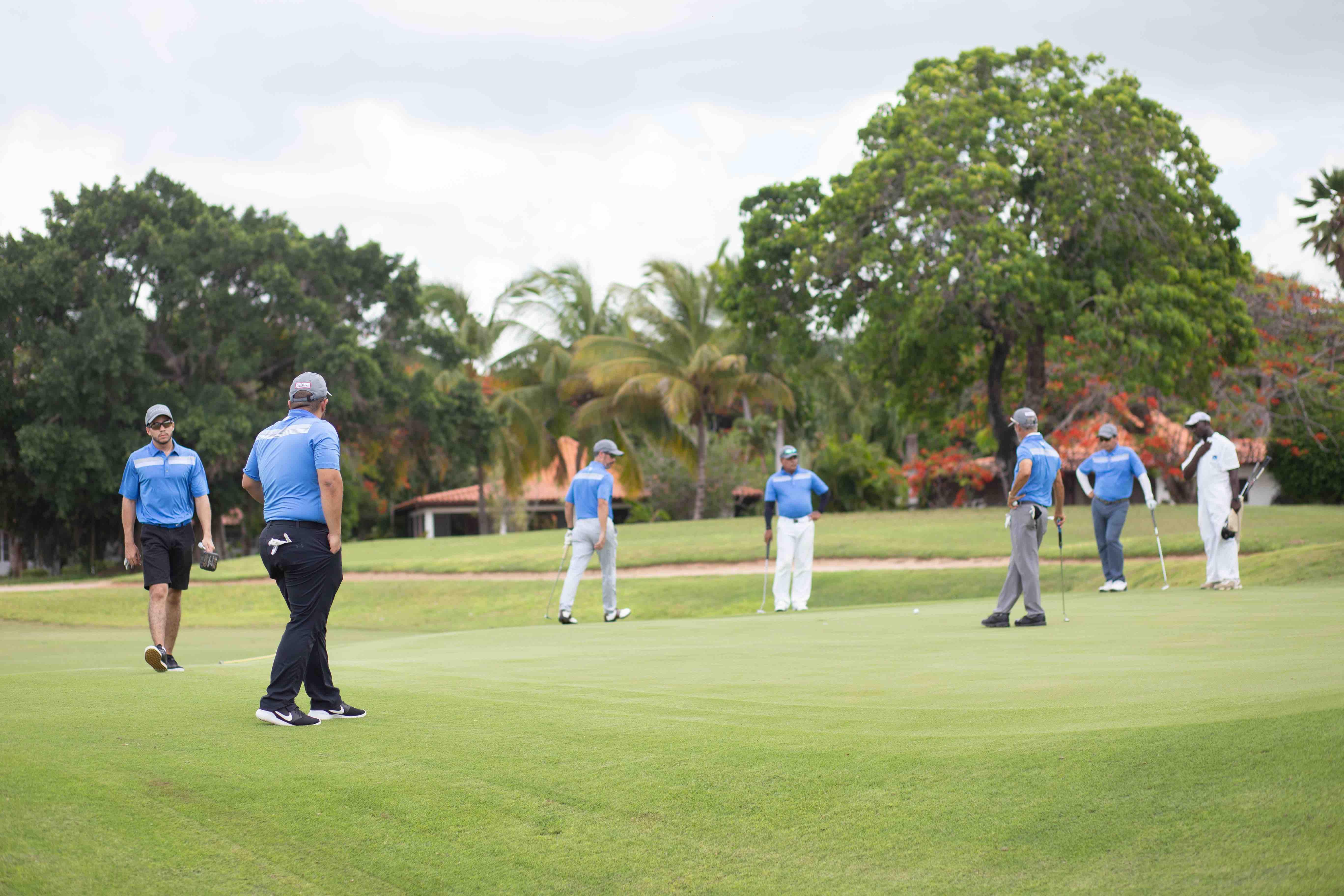 Foto del torneo de golf