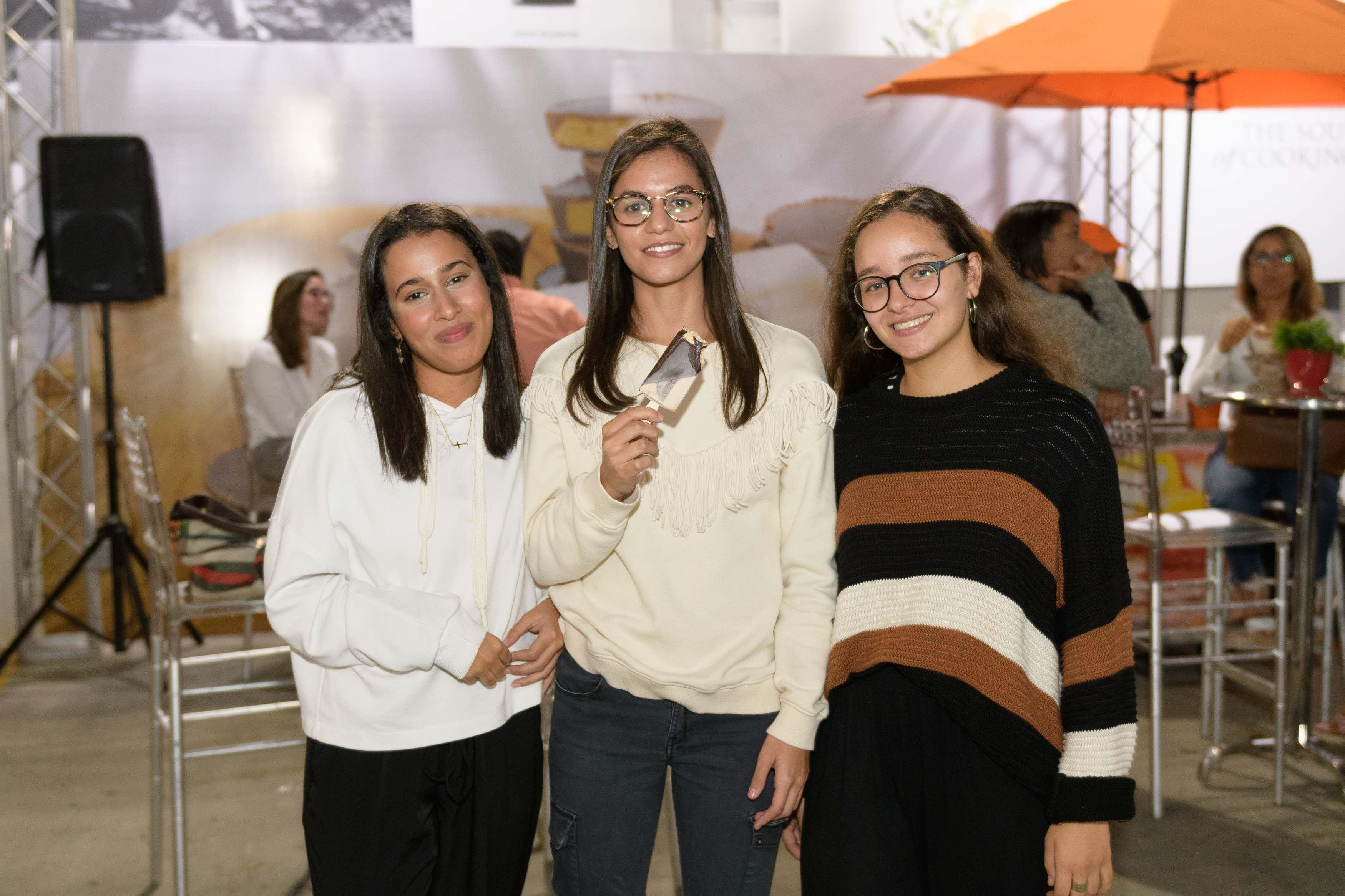 12. Gabriela Quintero, LauraFernandez & Amanda Ruíz