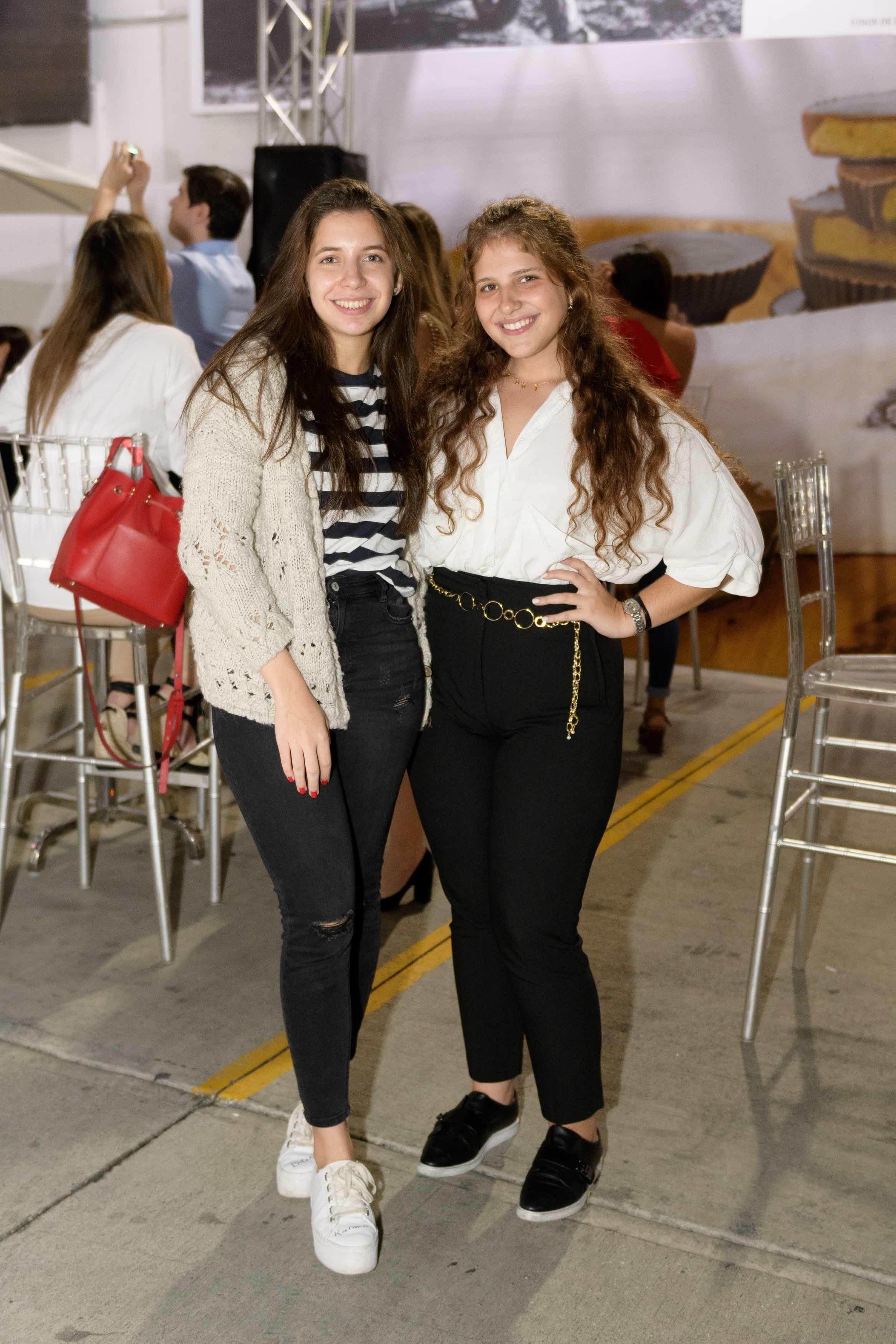 13. Shaylene Sahad & Maria Leroux