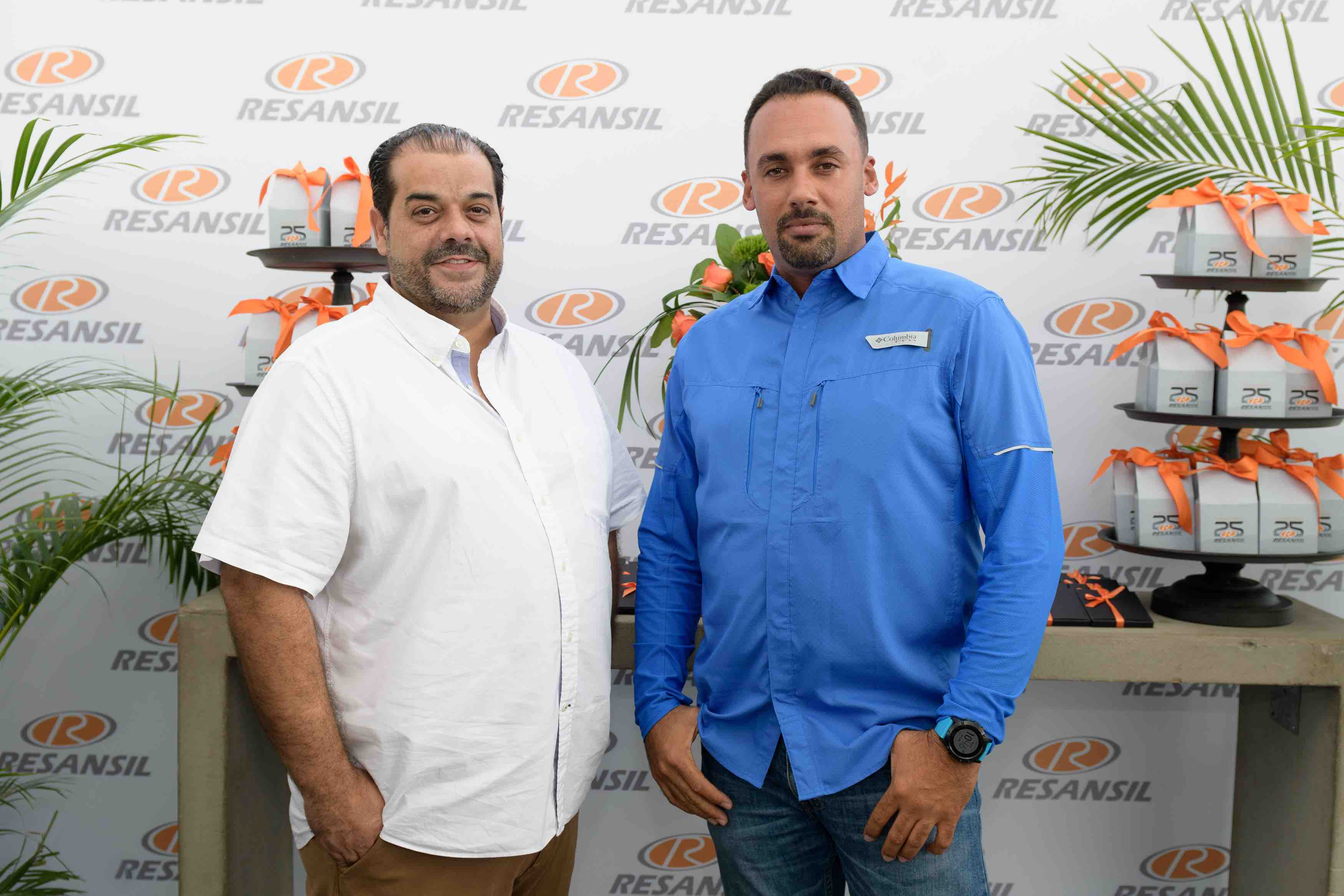 15. Carlos Termini & Moises Nolasco