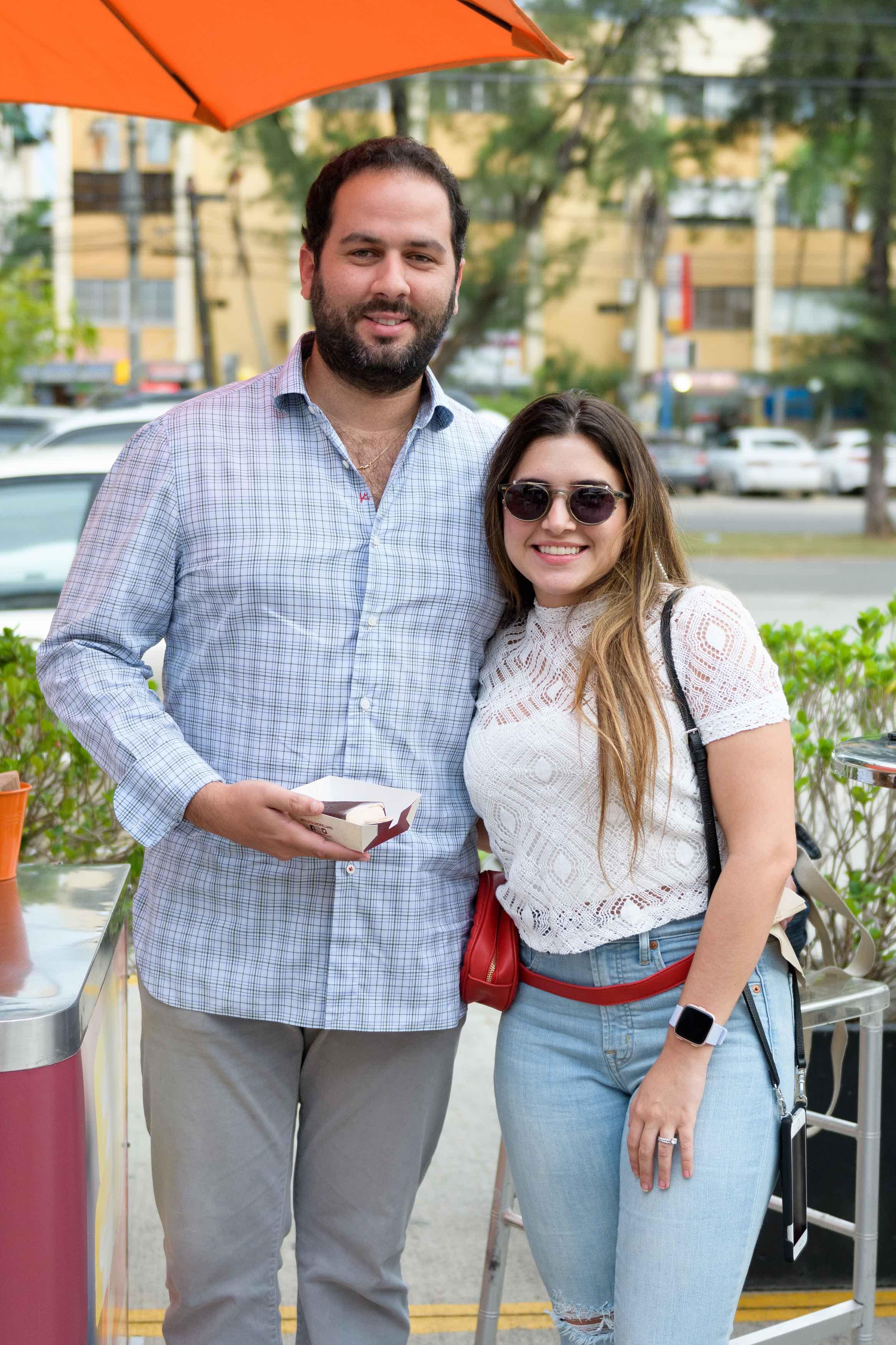 4. Renan Gonzalez & María Melgen