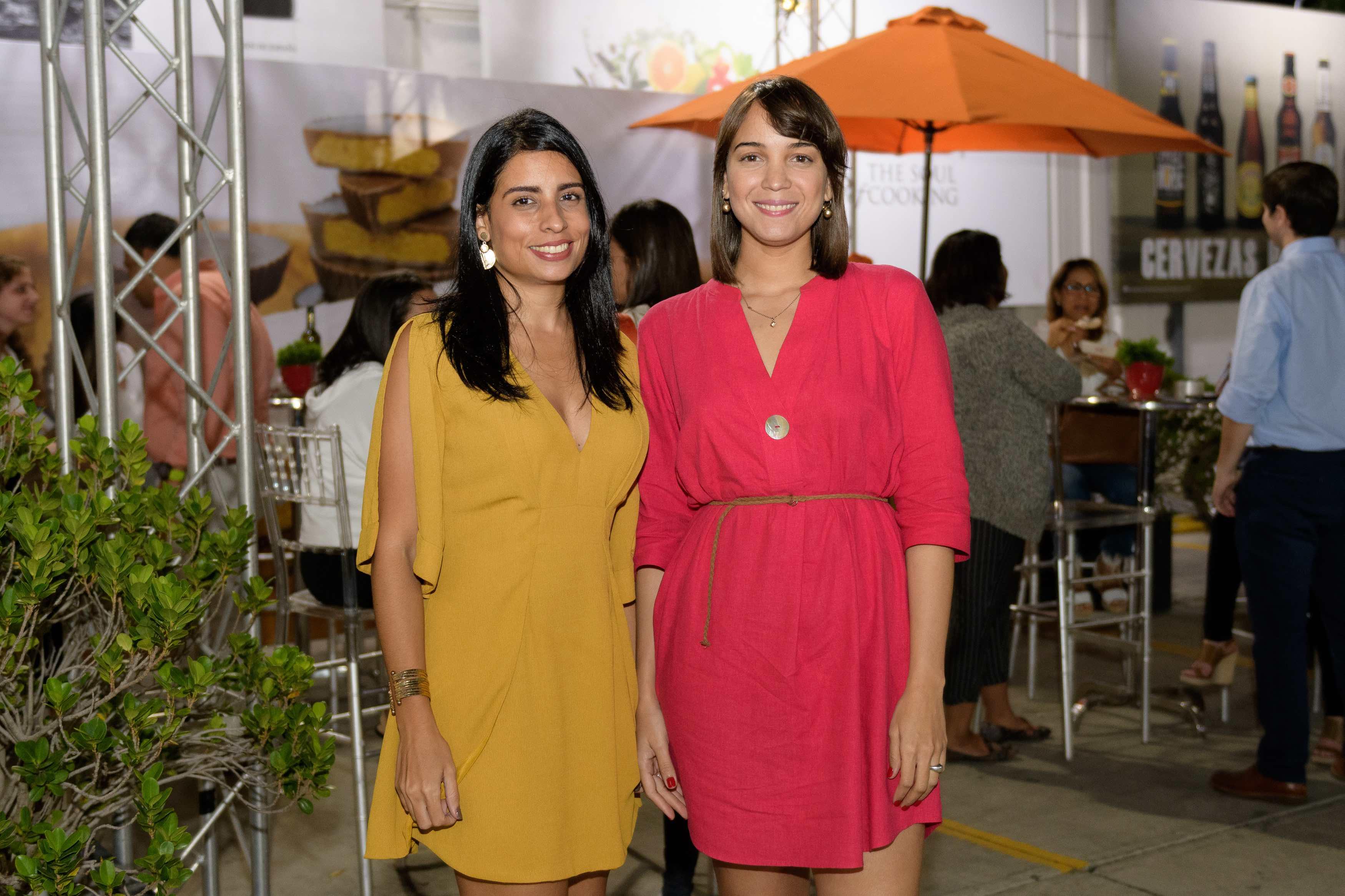 6. Elsa Cepeda & Luz Grullón