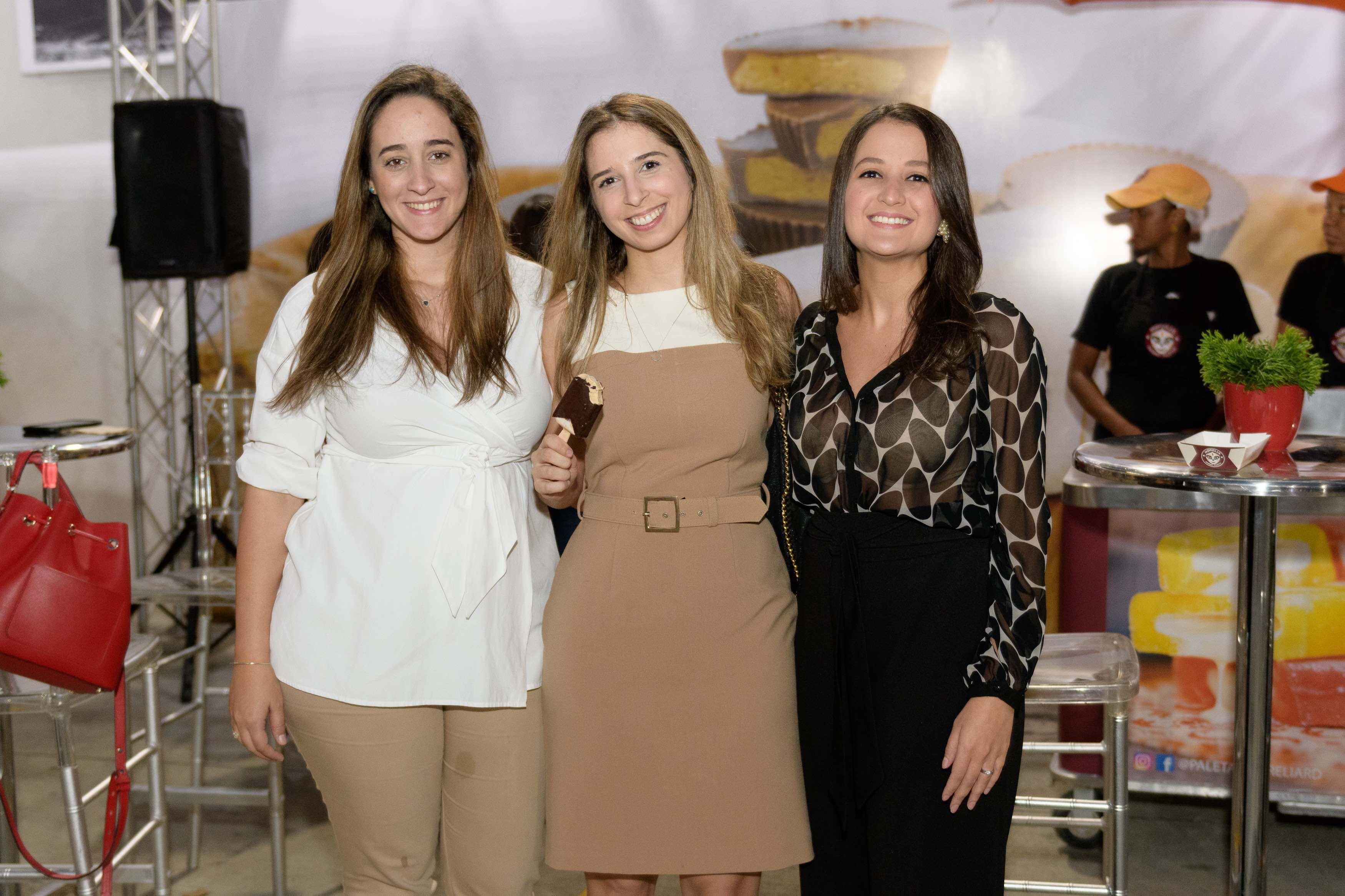 7. Letizia Camarena, Adriana Fernandez & Ana Esther Domínguez