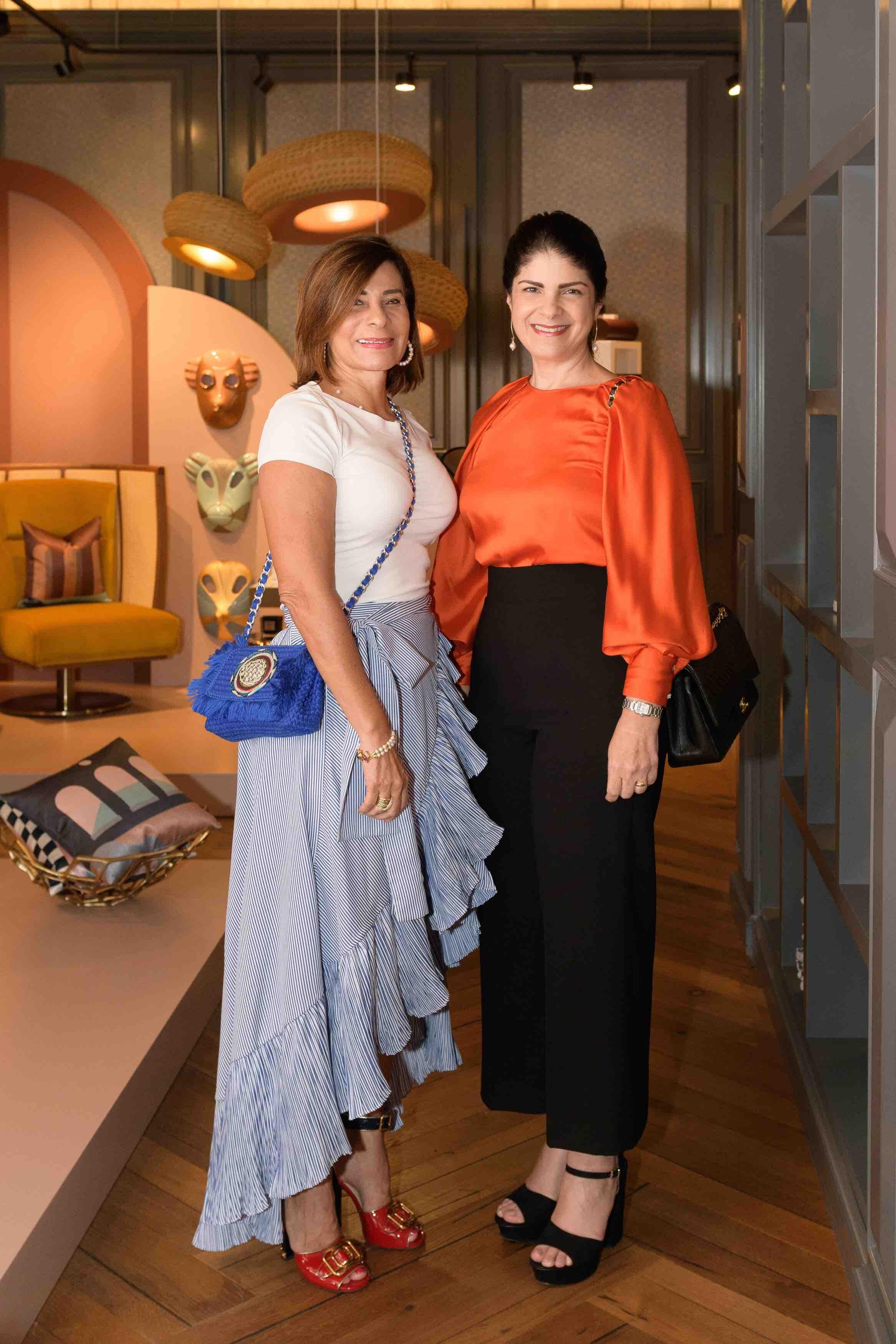 7. Patricia Alvarez & Dalia Sued