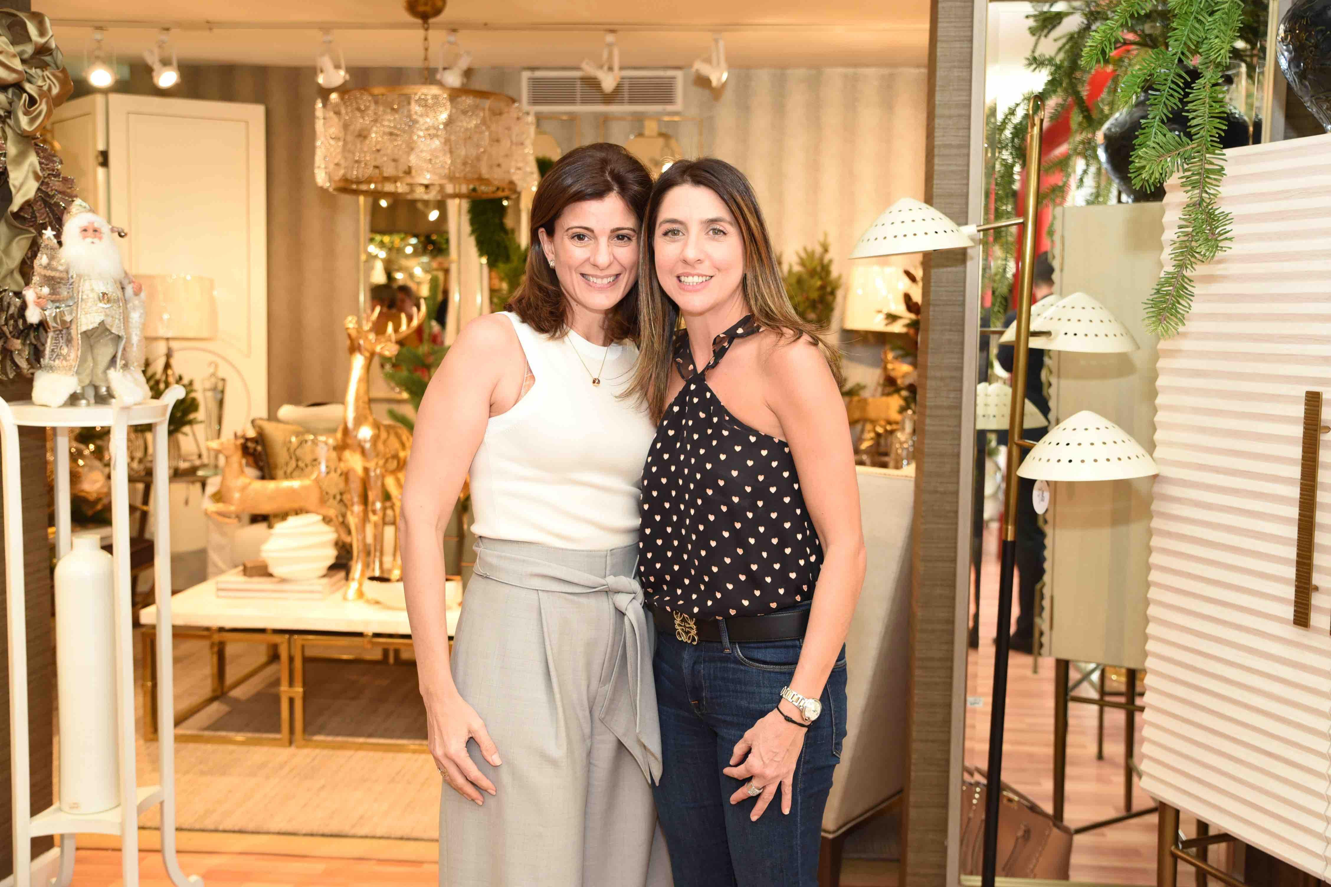 Cecilia Caraballo de Alvares & Aimee Arbaje de Espinal