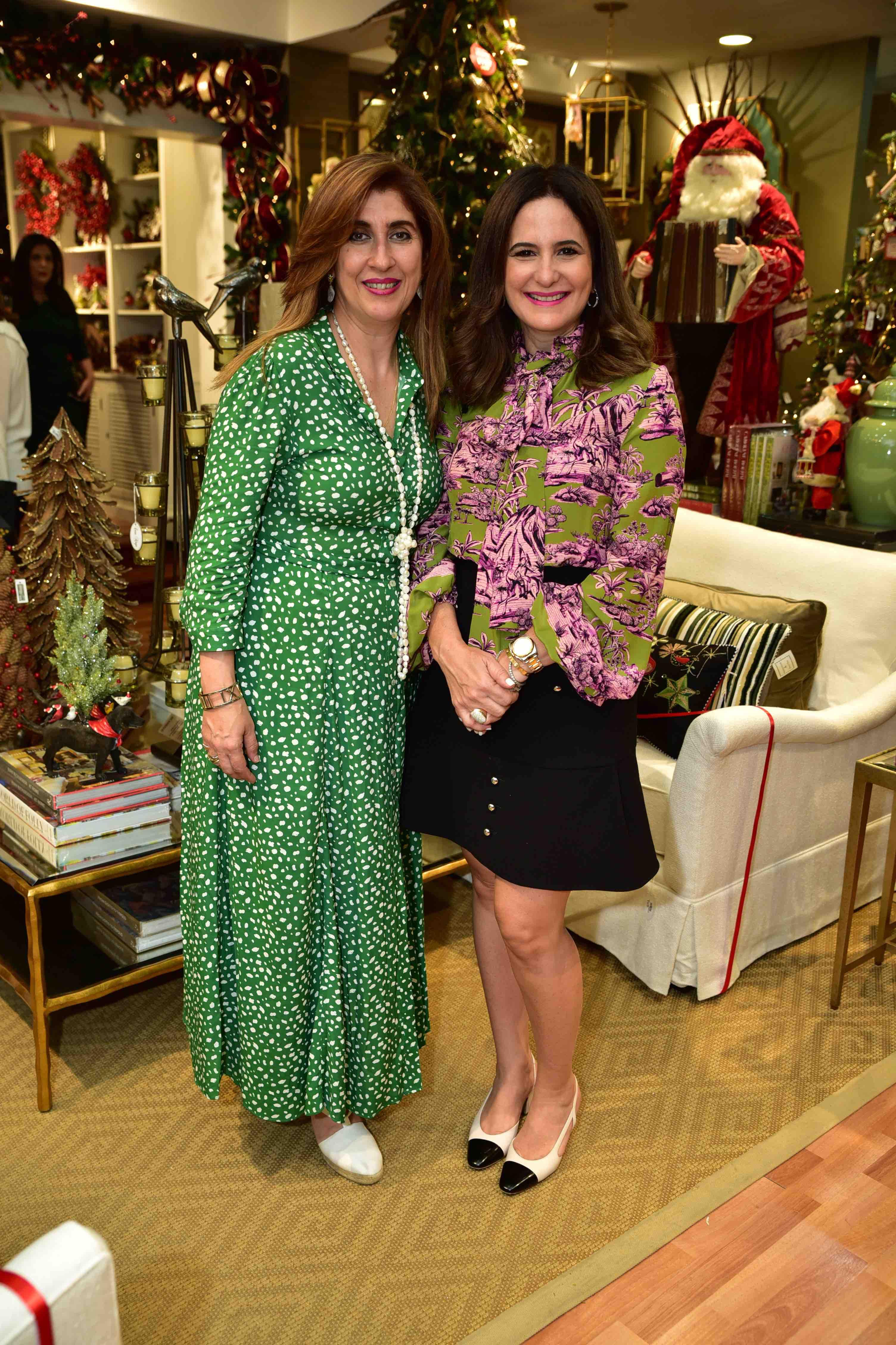Desiree Bonetti & Bethania de Rizek