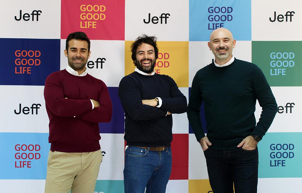 Diego Moya, Eloi Gómez, Kiko Medina