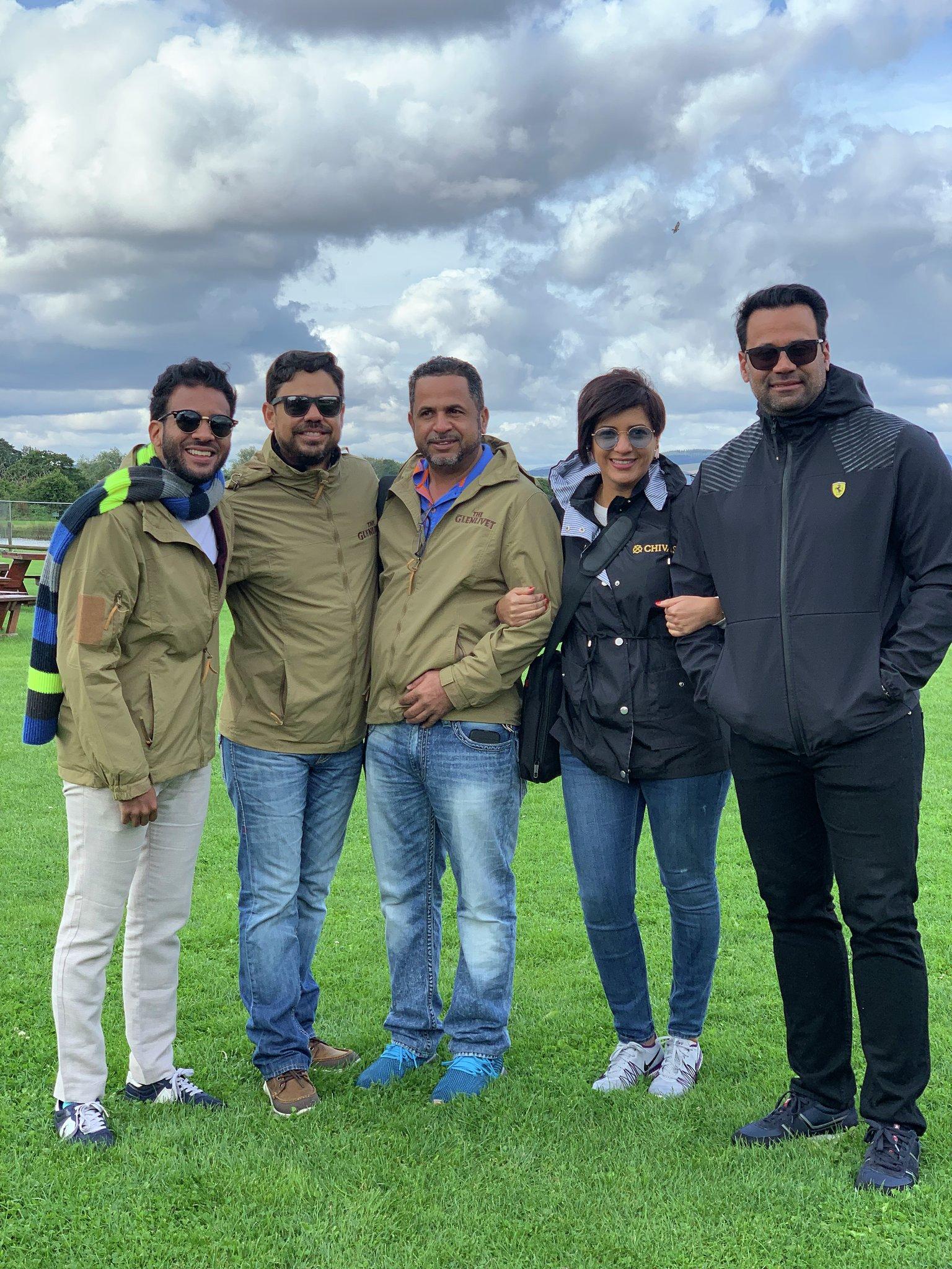 Foto Principal 02 - Oscar De Castro, Carlos Núñez, Lorenzo Rojas, Maireline Abreu y Víctor Matos