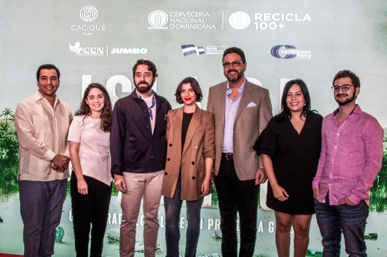 Johan Gonzales, Rosalia Esteva, David Maler, Nashla Bogaert, Gilberto Morillo, Patricia Florentino, José María Cabral