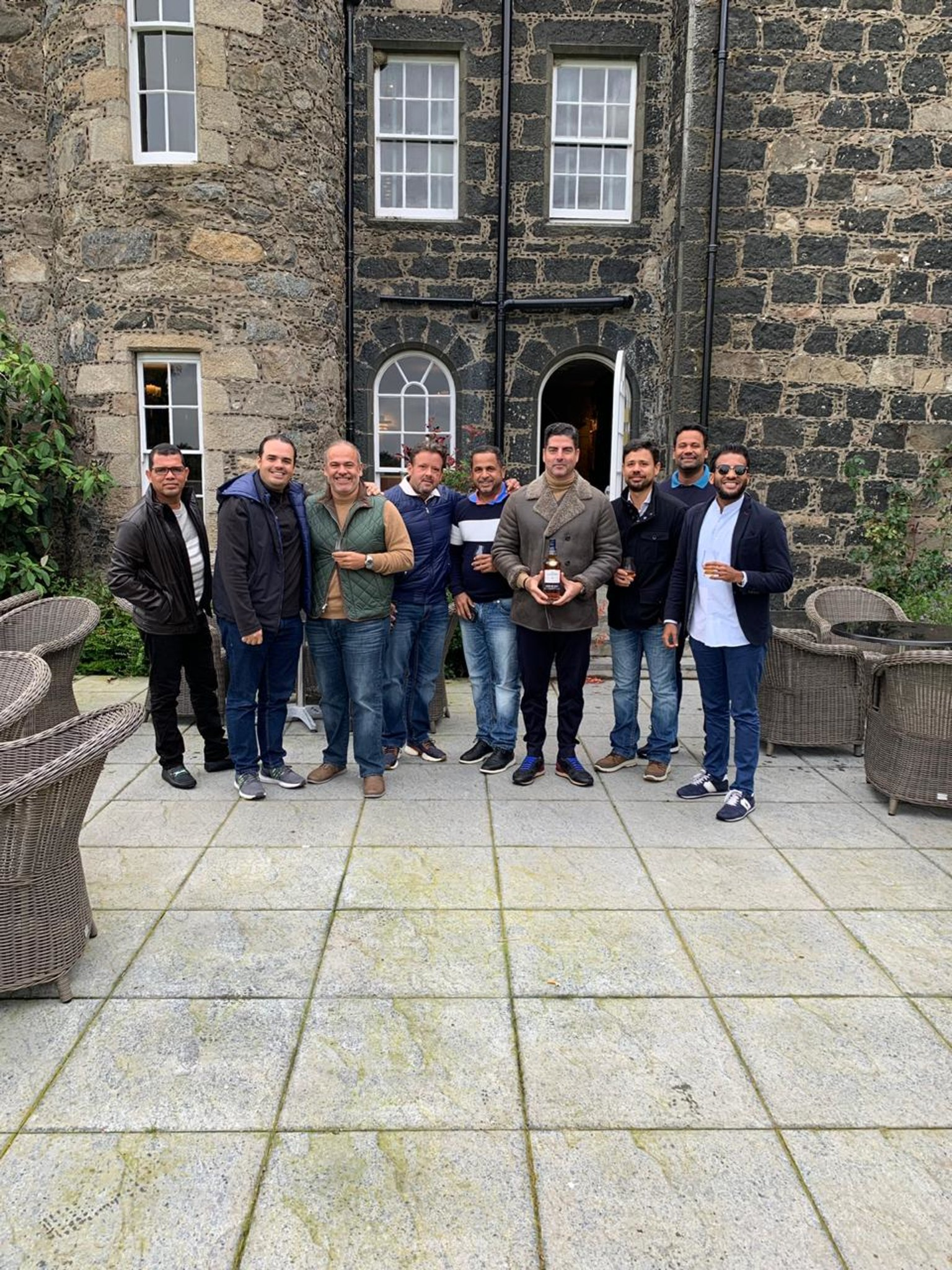 José Antonio Pérez, José Luis Montero, Ariel Tavarez, Freddy Almonte, Lorenzo Rojas, Luis Arturo Carbuccia, Carlos Núñez, Víctor Matos, Oscar De Castro