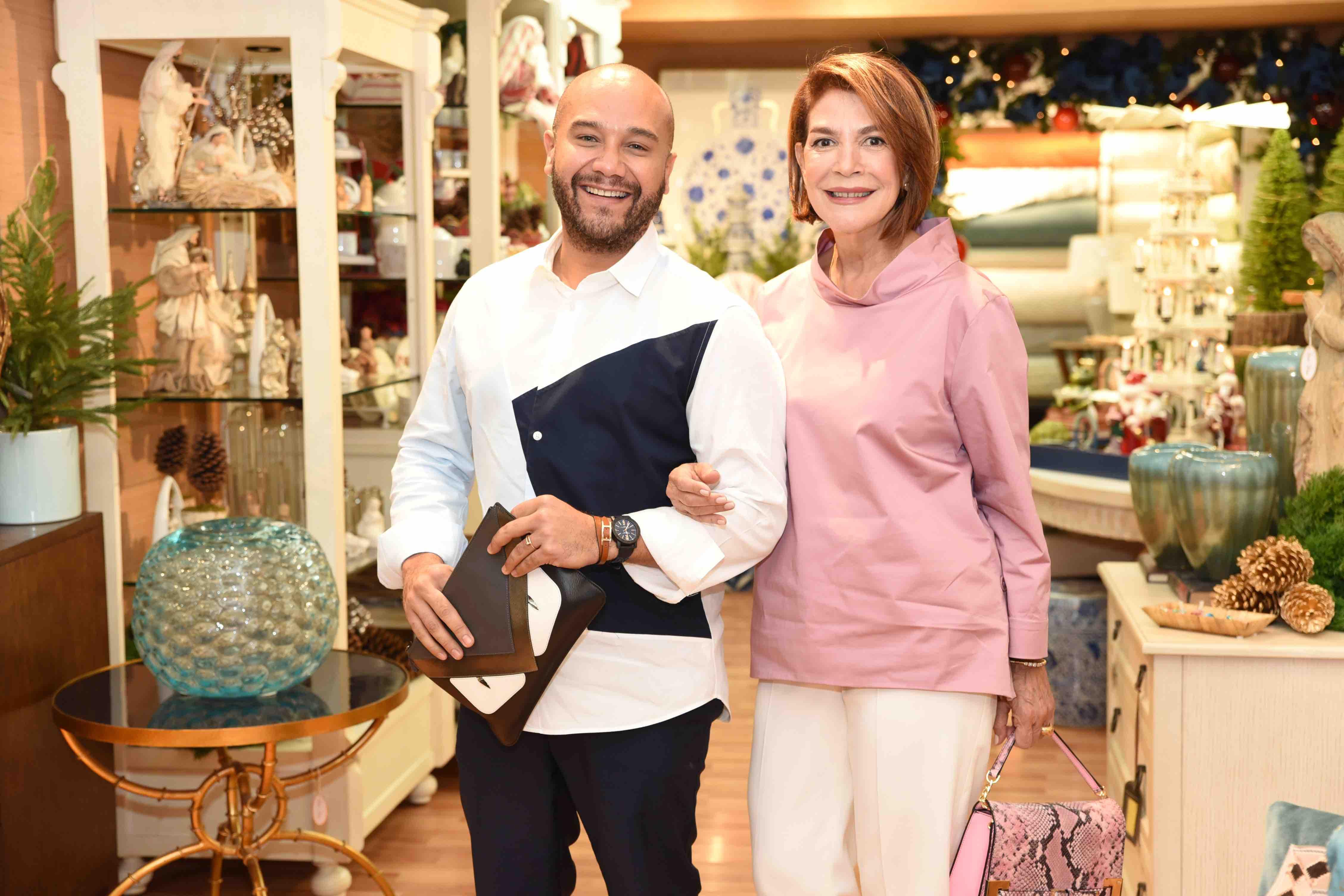 Juan Manuel Polanco & María Elena de Paliza