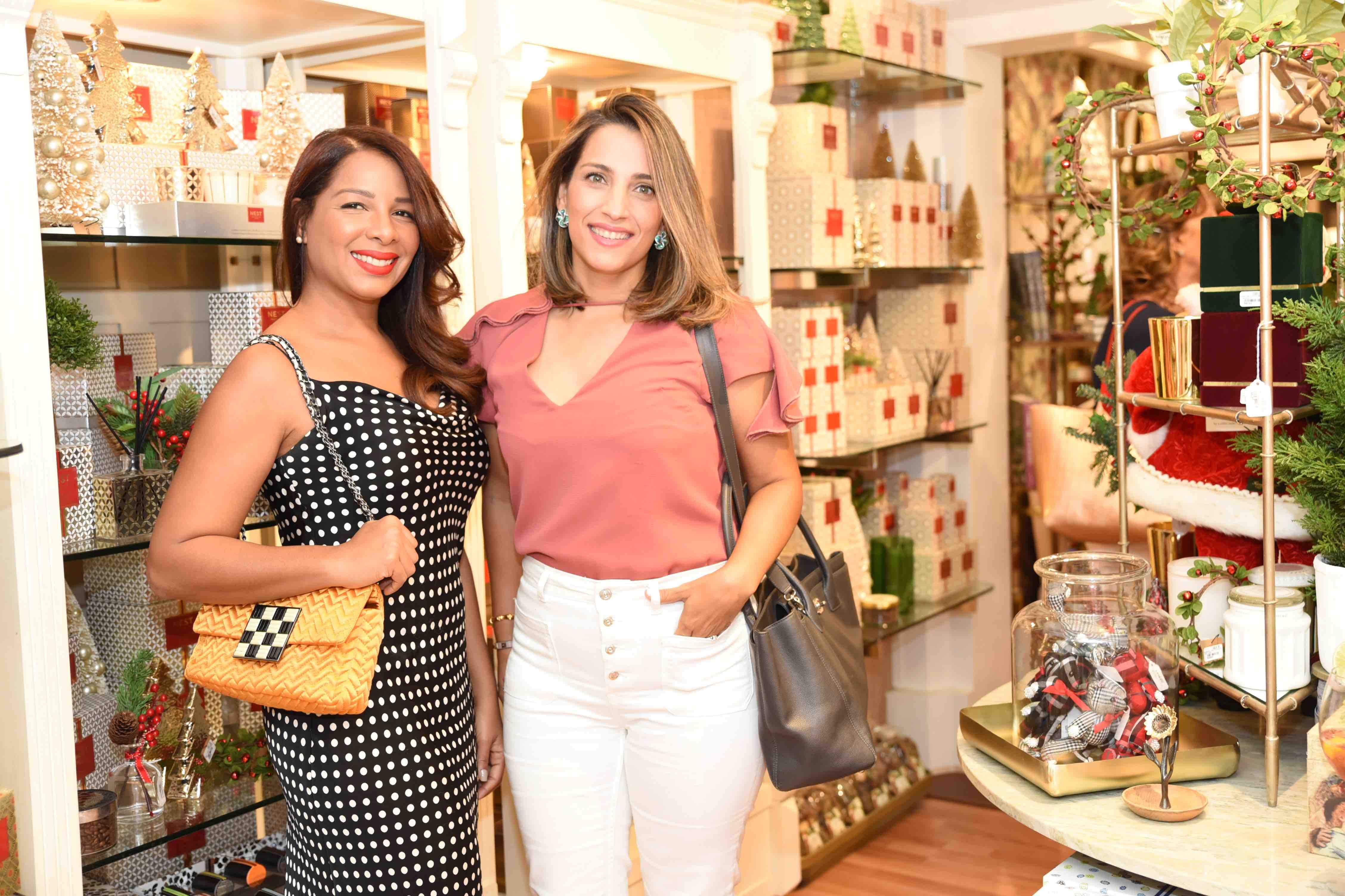 Karina Fabian & Judith Santos