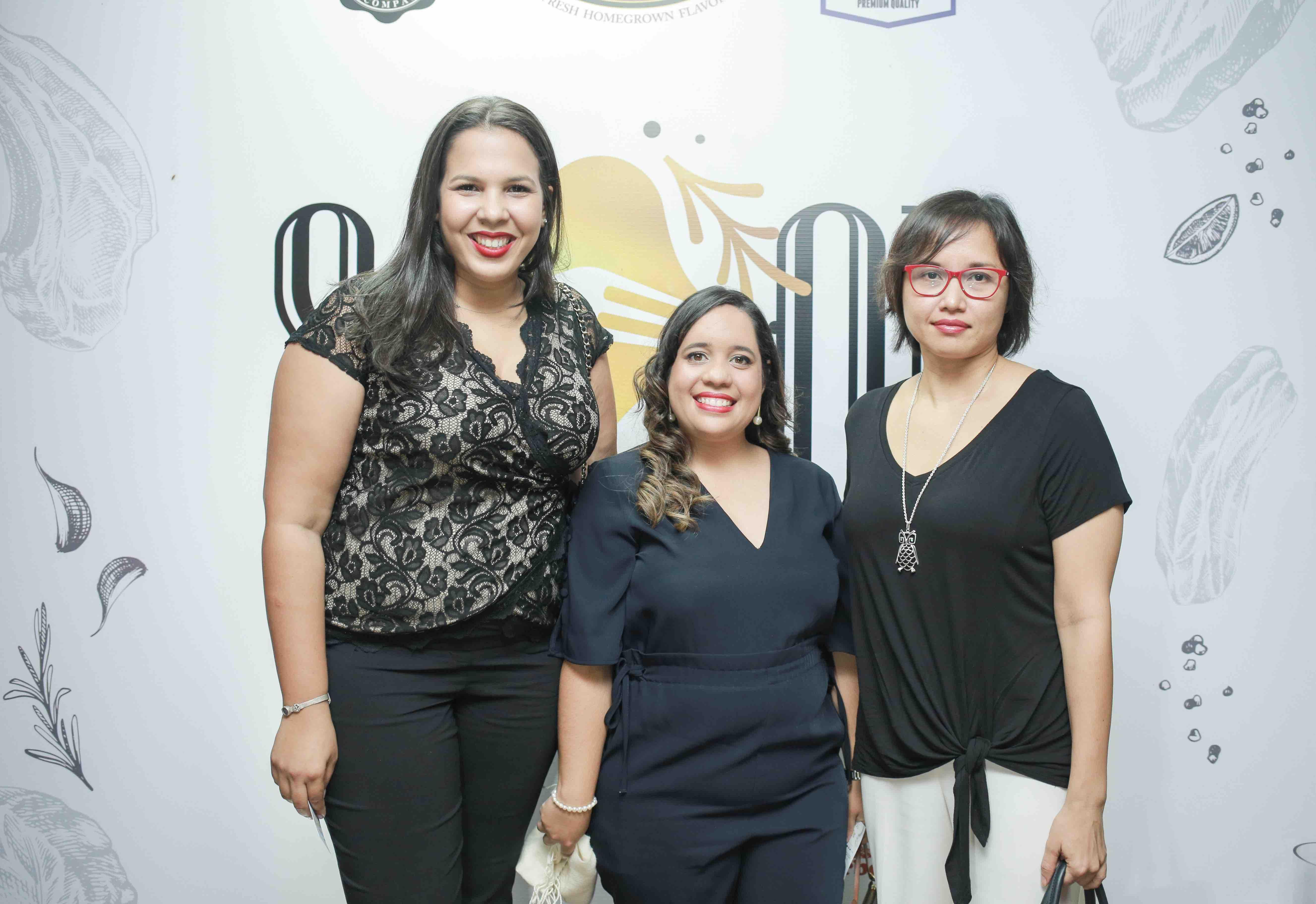 12. Nathayra Mendoza, Jossie Taveras & Minoru Yokoyama Kunhardt