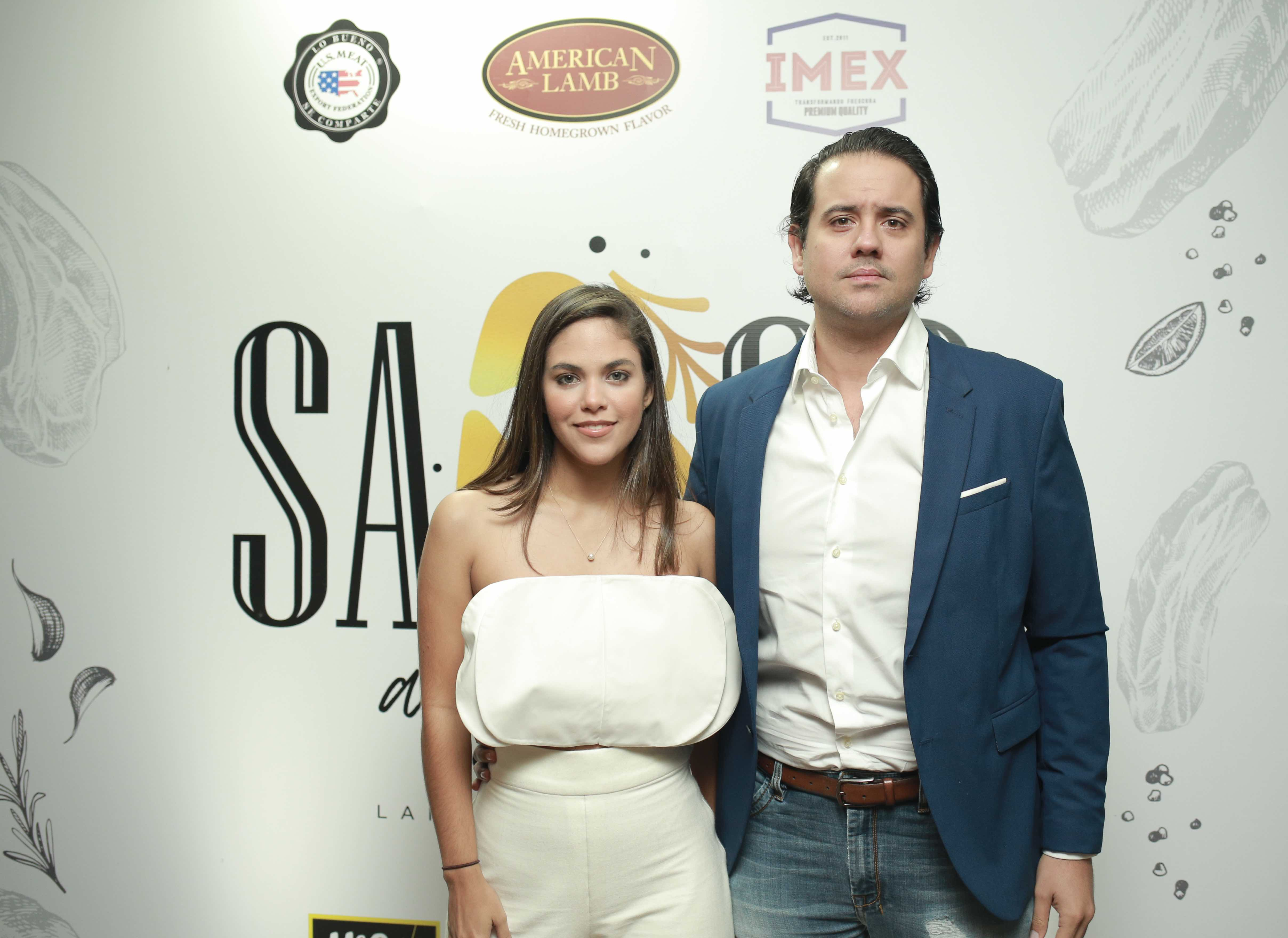 2. Anabella Cordero & Christian Lama