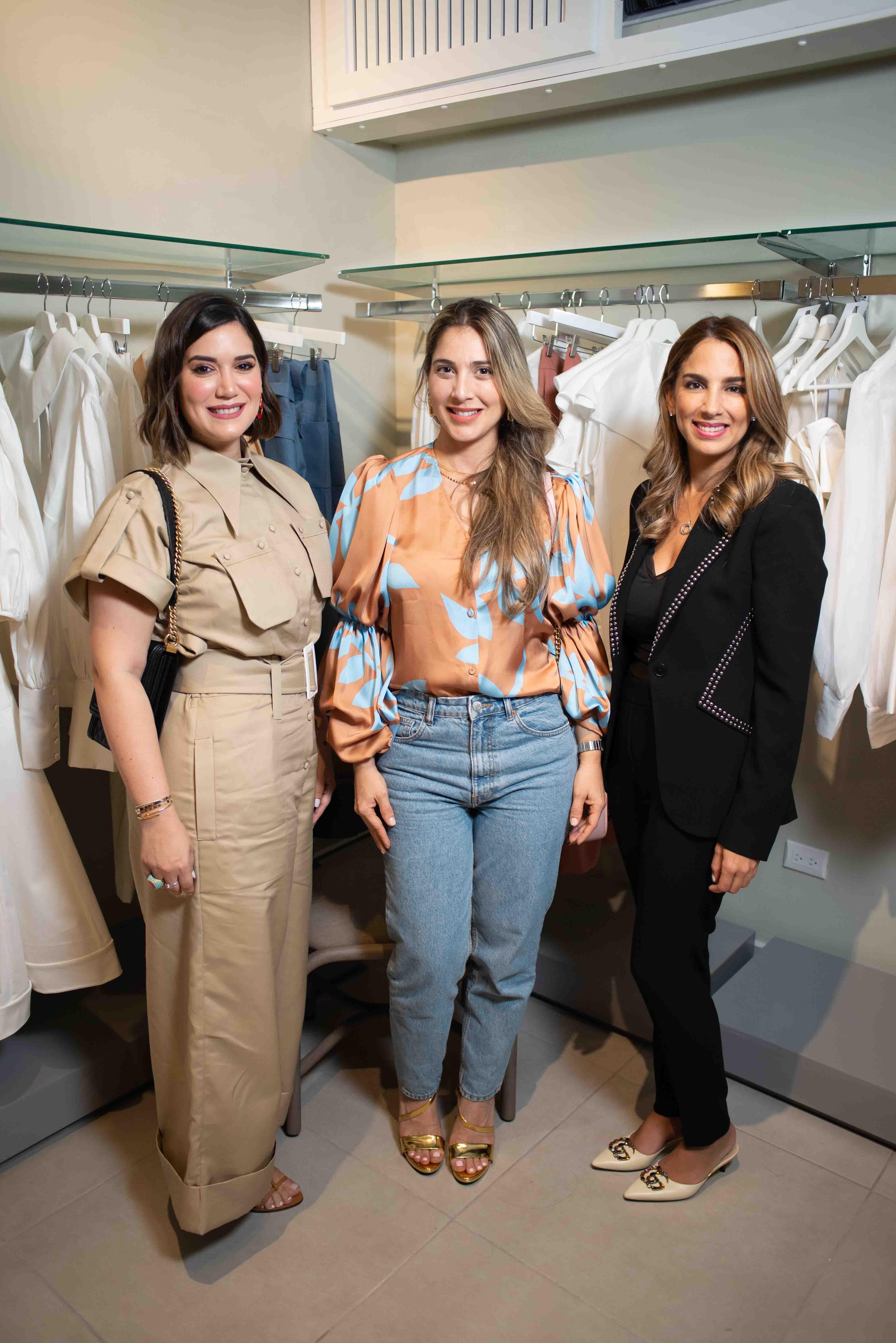 6. Maria Conchita Arcala, Laura Pellerano & Carolina Veras