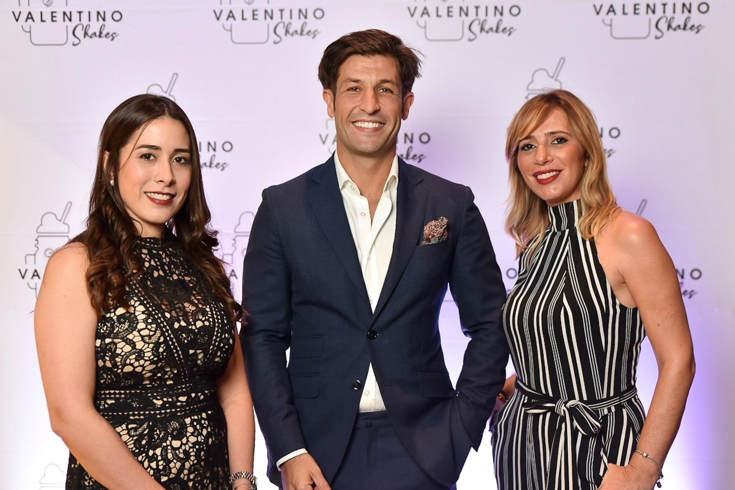 A. PRINCIPAL. Alexandra Villalobos, Juan Galicia y Eva Luiggi