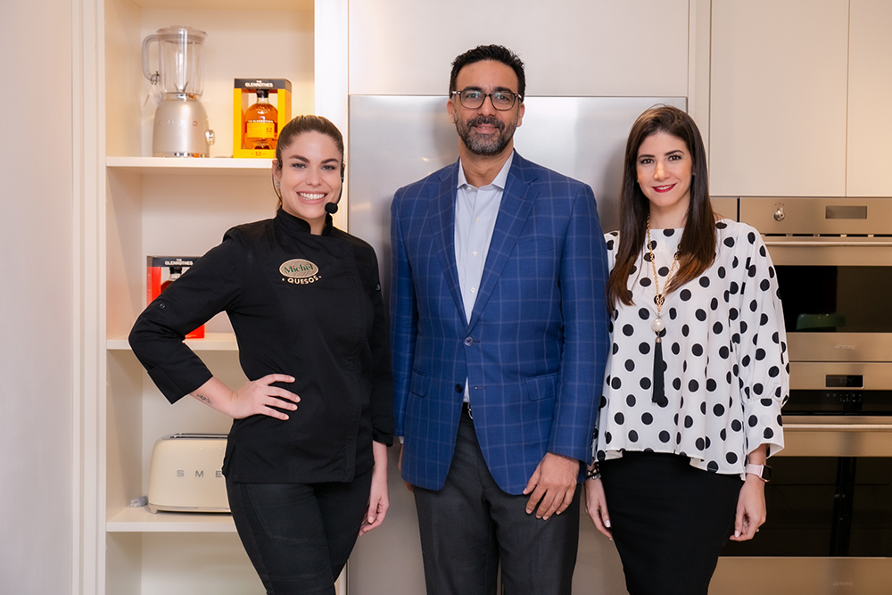 1.2 Chef Rosalia, Sasha Aquino y Rafael Rodriuez