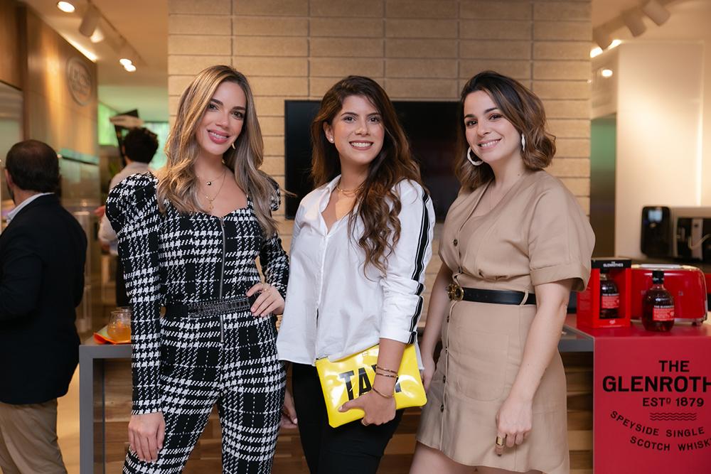 2. Ashley Polanco, Paloma Rodríguez y Francesca Izquierdo