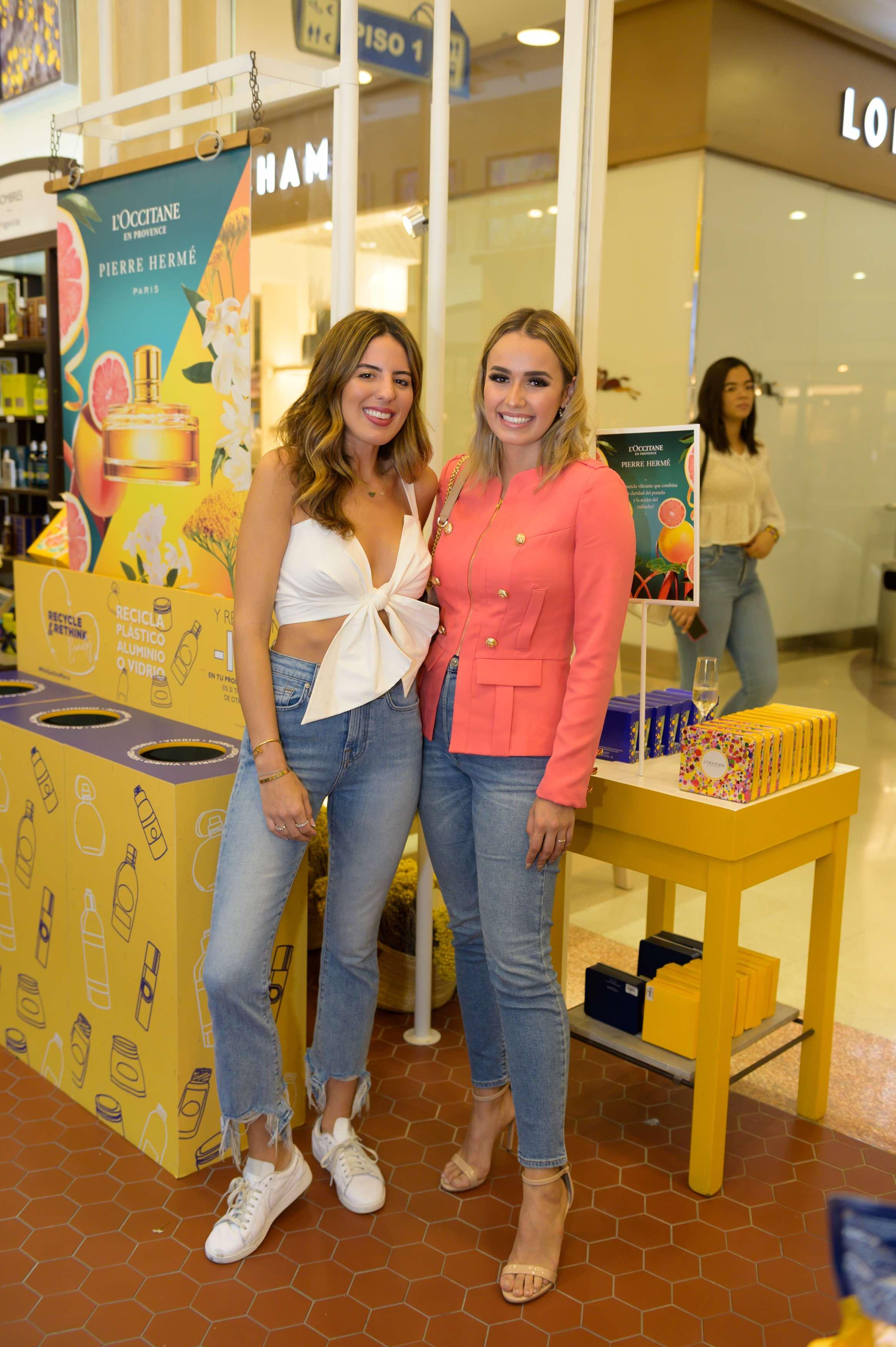 2. Mara Cabral y Jessica Klemps