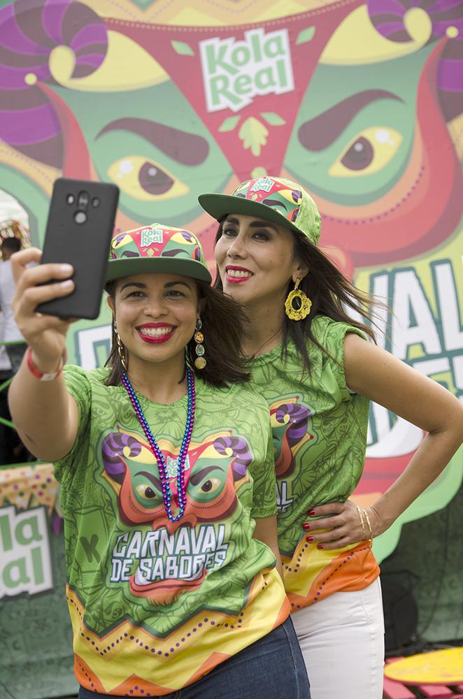 Gilsé Echavarría y Lorena Gutierrez