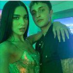 Fotografia publicada en el Instagram de Dua Lipa