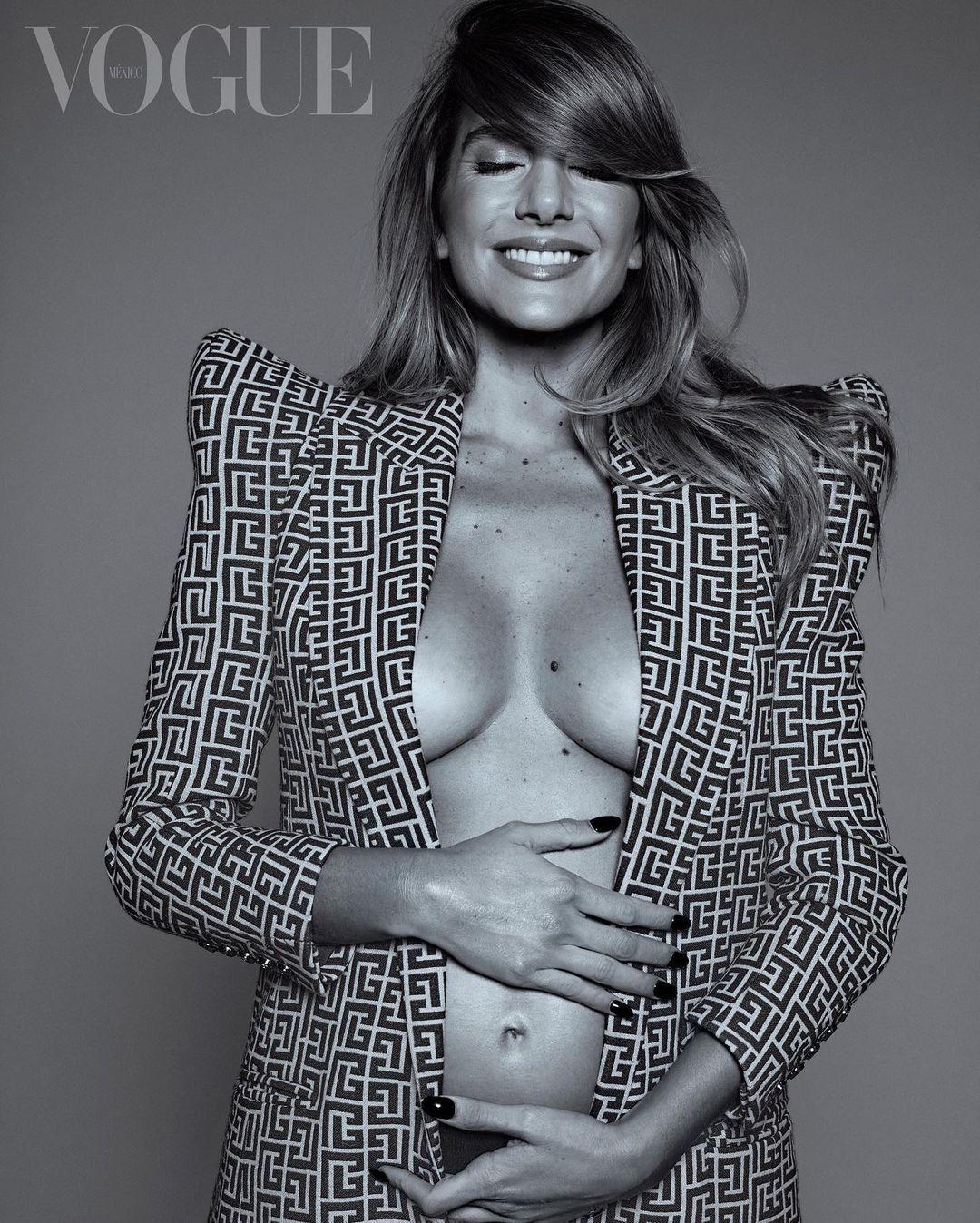 Courtesy Vogue Mexico y Latinoamerica